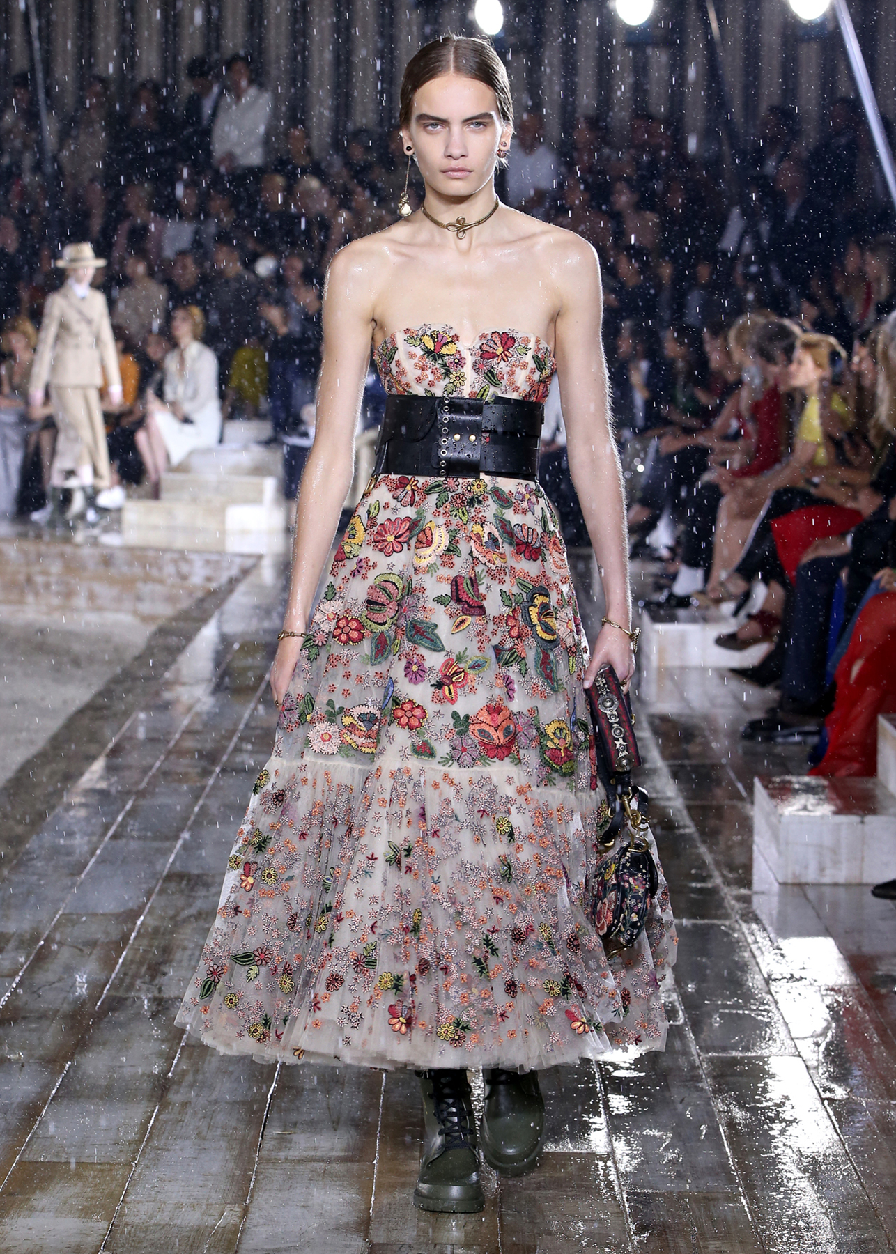 Dior Cruise 2019 Fashion Show