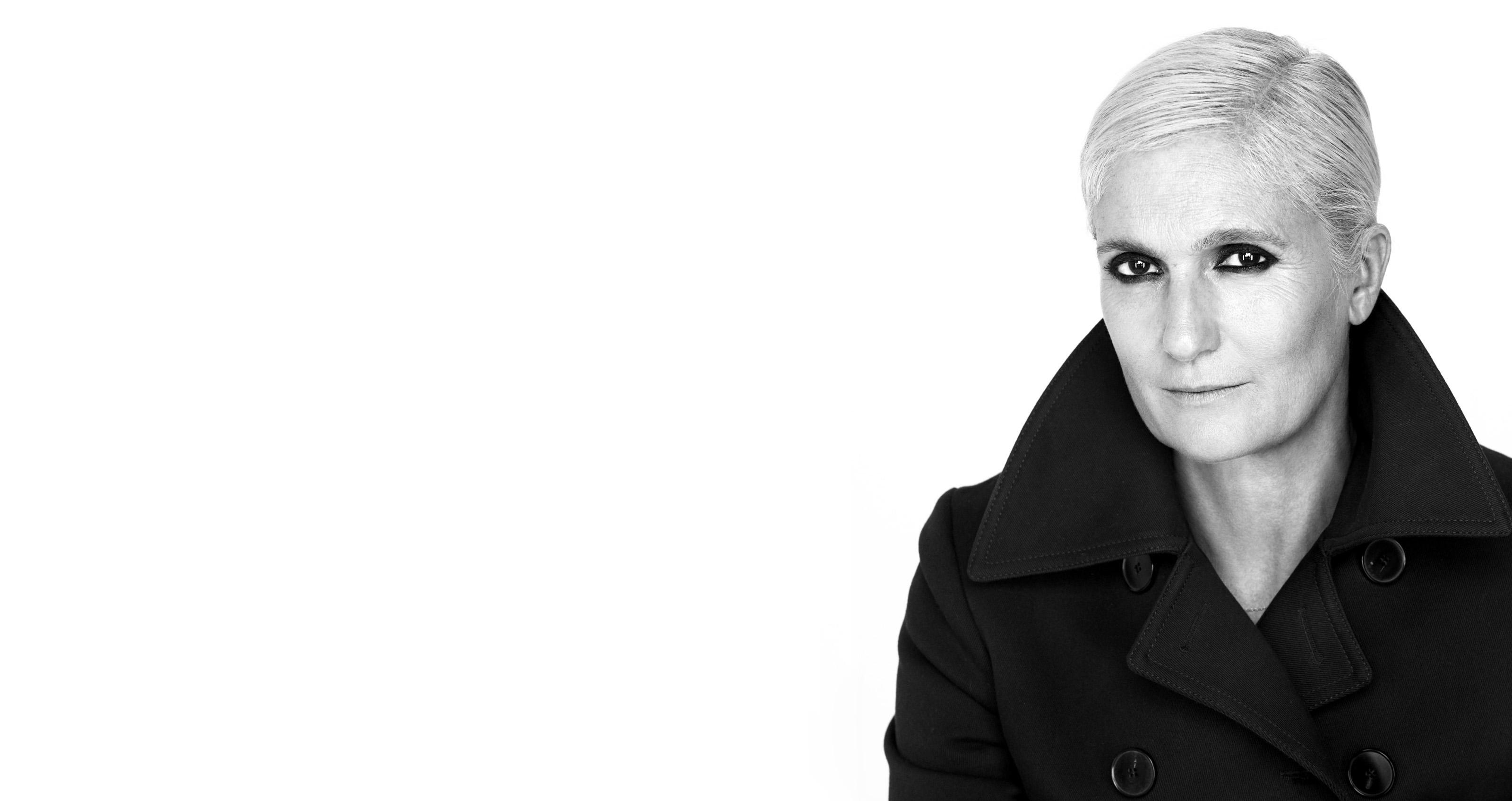 Maria Grazia Chiuri Interview