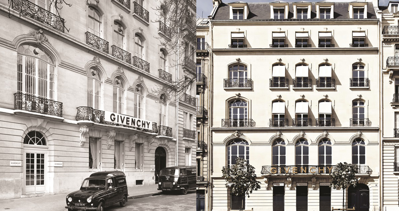 Givenchy Couture Show to Honor Late Hubert de Givenchy