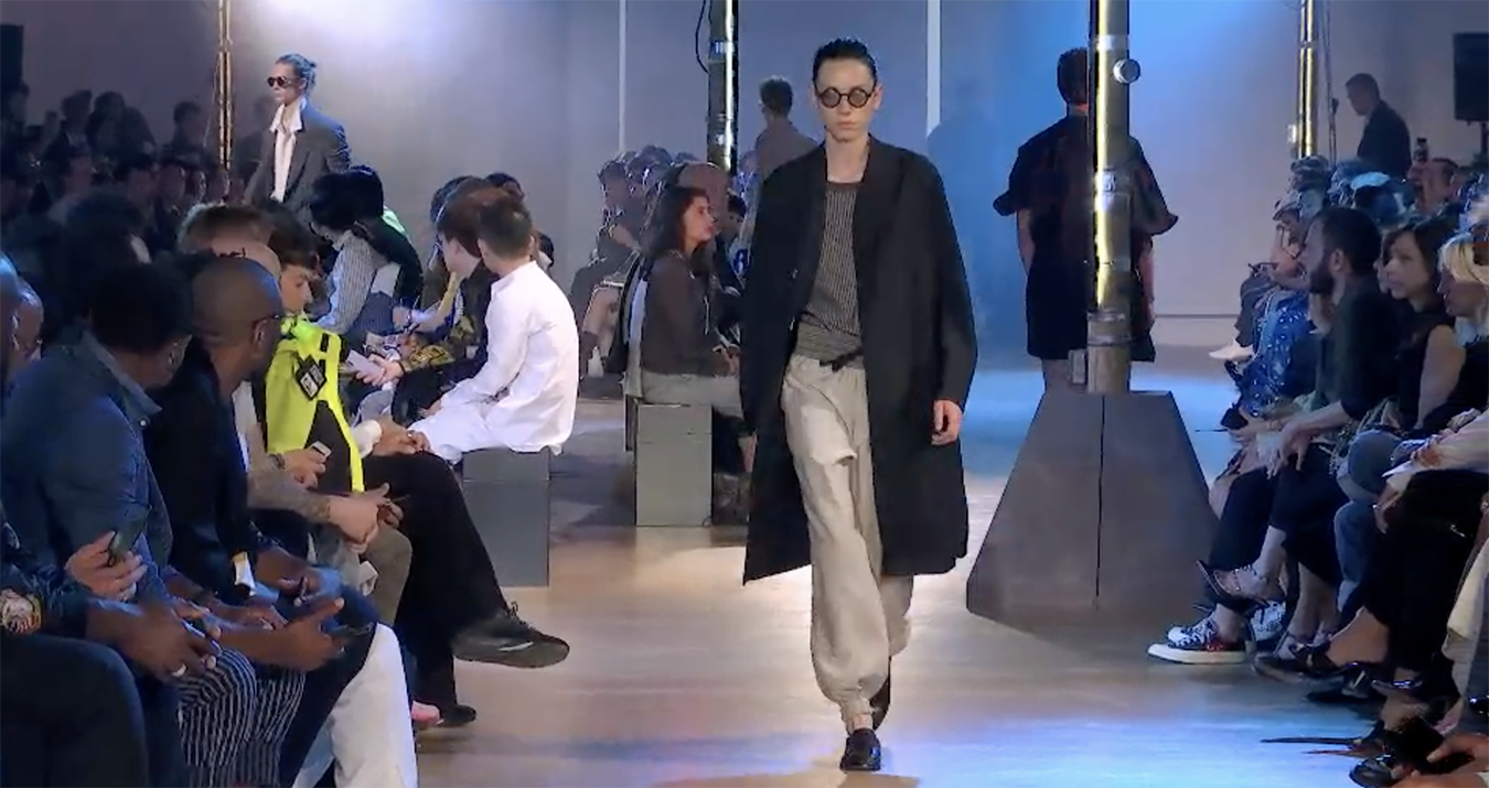 Cerruti Spring 2019 Men's Fashion Show Film. All the Spring 2019 Men's fashion shows from Paris Fashion Week in one place on The Impression.