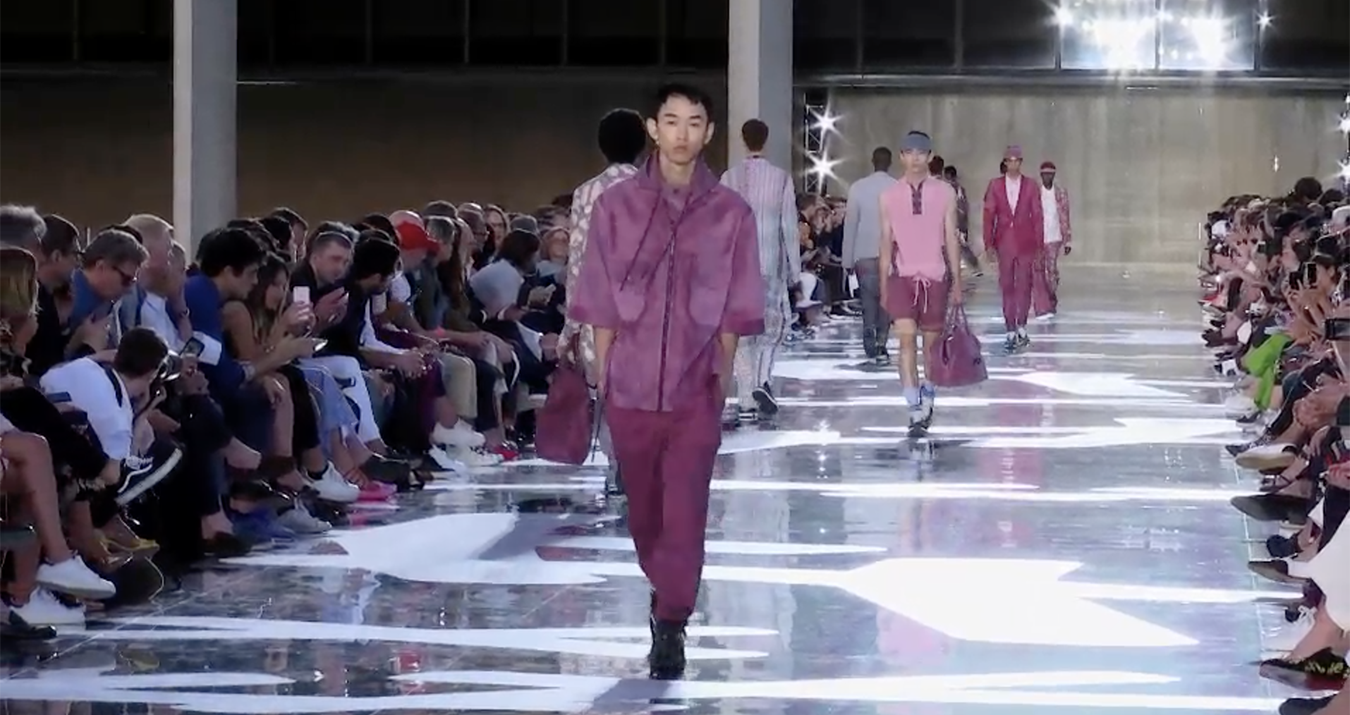 Ermenegildo Zegna Spring 2019 Men's Fashion Show Film. All the Spring 2019 Men's fashion shows from Paris Fashion Week in one place on The Impression.