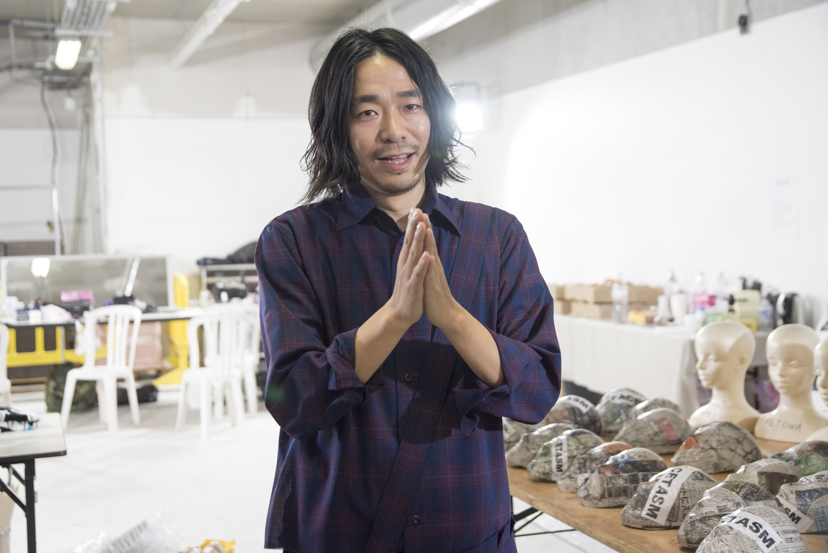 Hiromichi Ochiai of Facetasm Interview