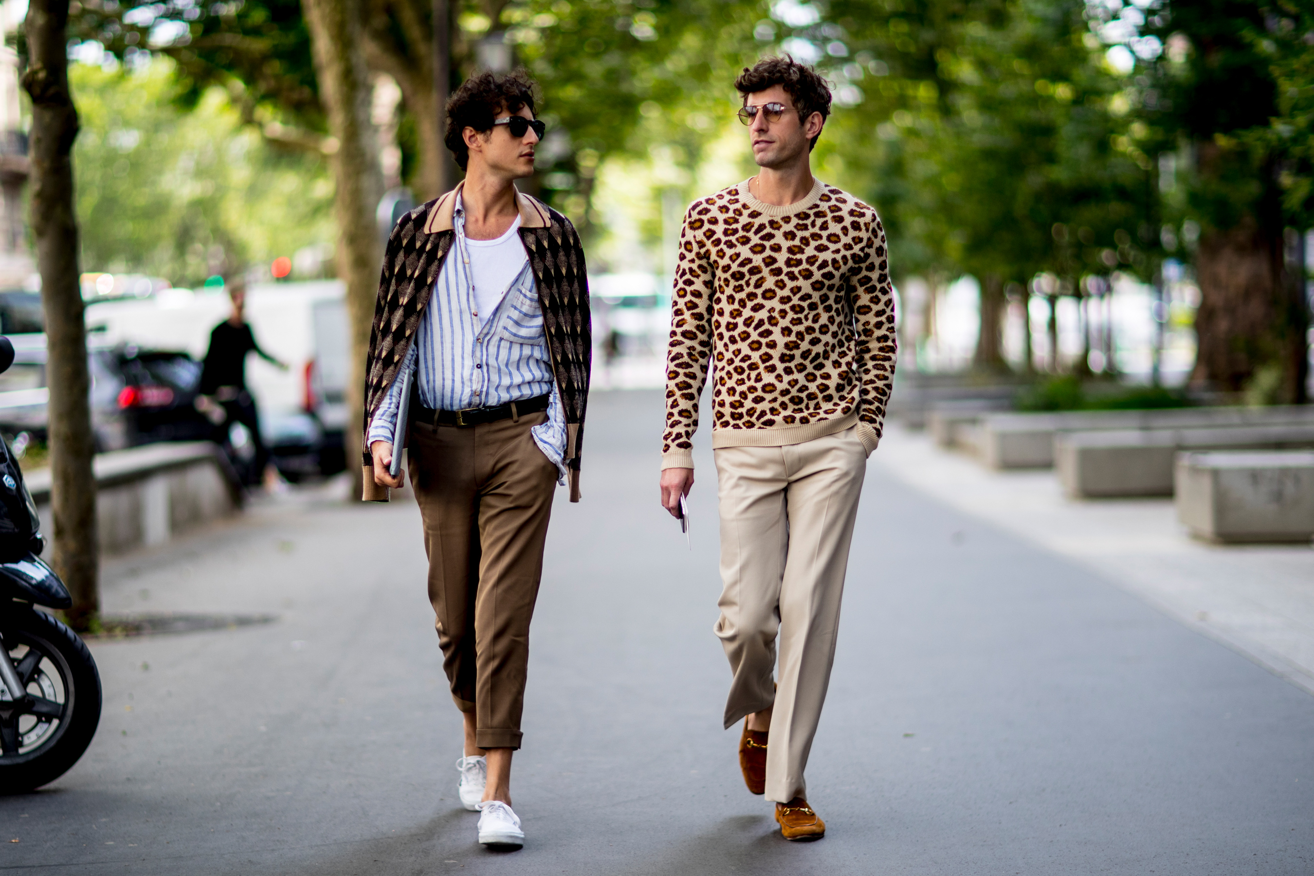 Paris Men's Street Style Spring 2019 Day 2