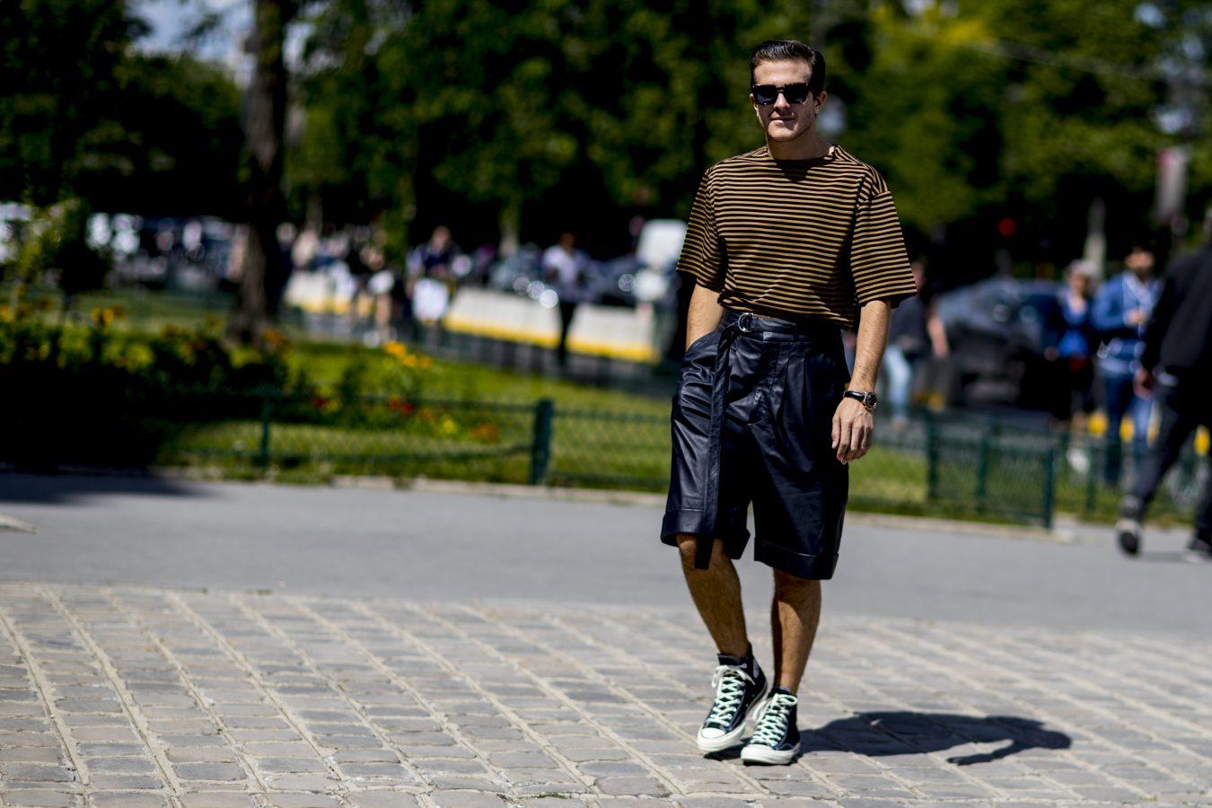 Paris | Men's Street Style | Day 3