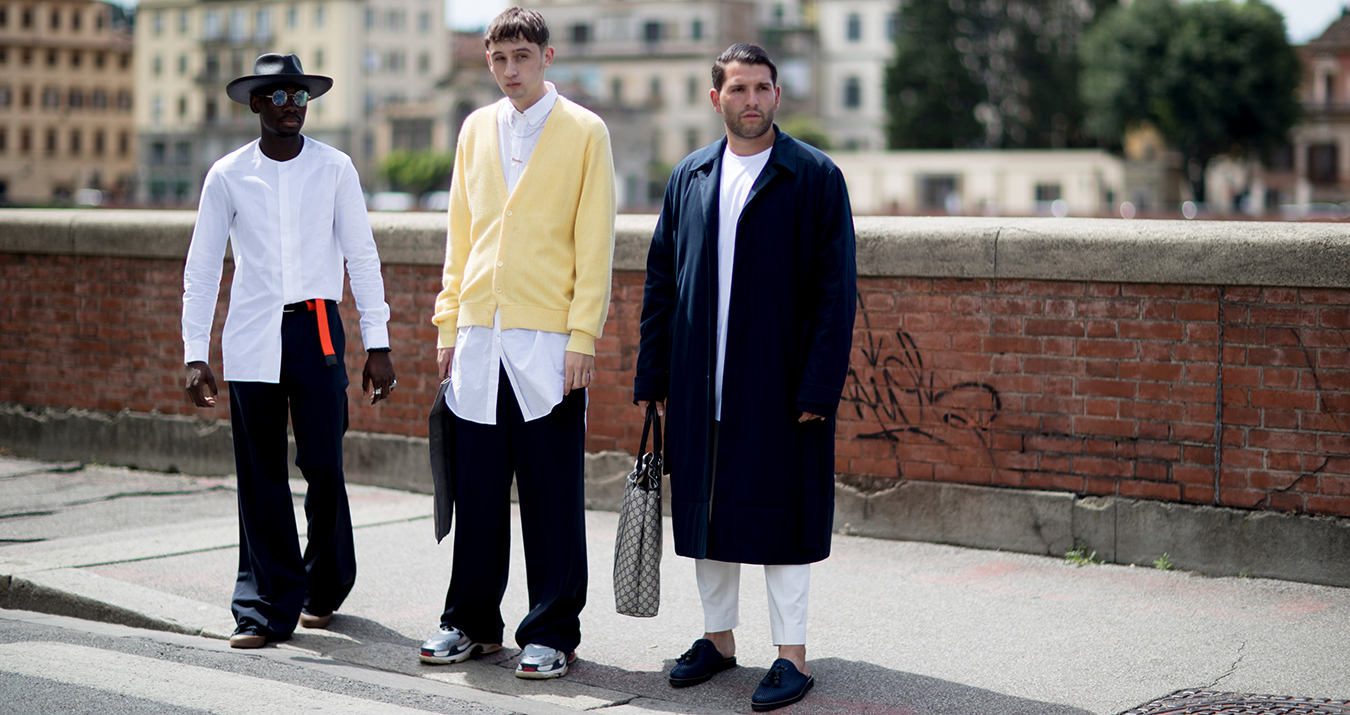 Firenze Pitti Uomo Fashion Week Men's Street Style Spring 2019 Day 3