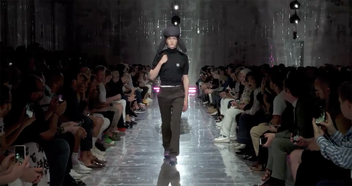 Prada Spring 2019 Men's Fashion Show Film. All the Spring 2019 Men's fashion shows from Paris Fashion Week in one place on The Impression.
