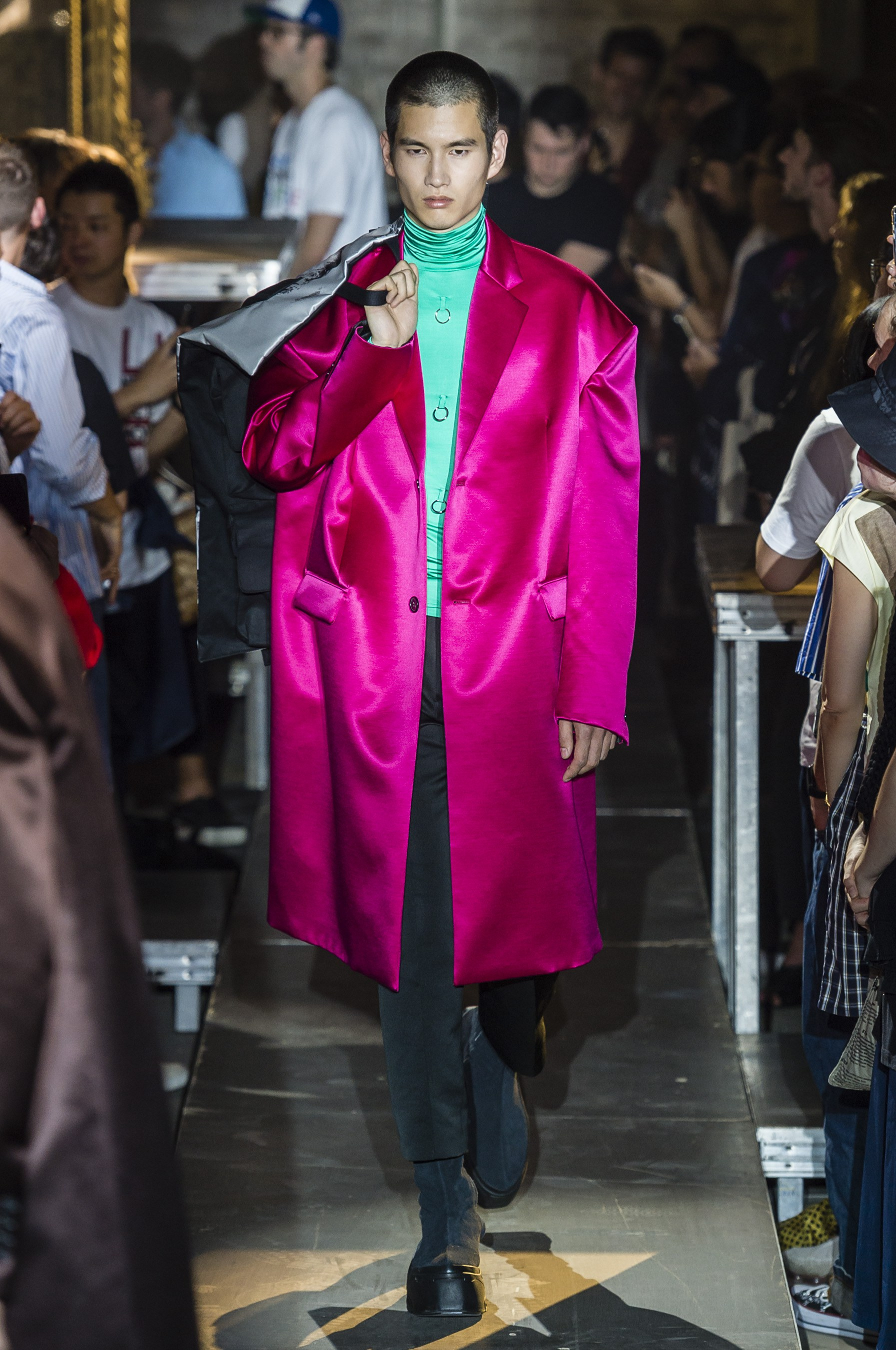 Vibrant Suits - Men's Fashion Trend Spring 2019