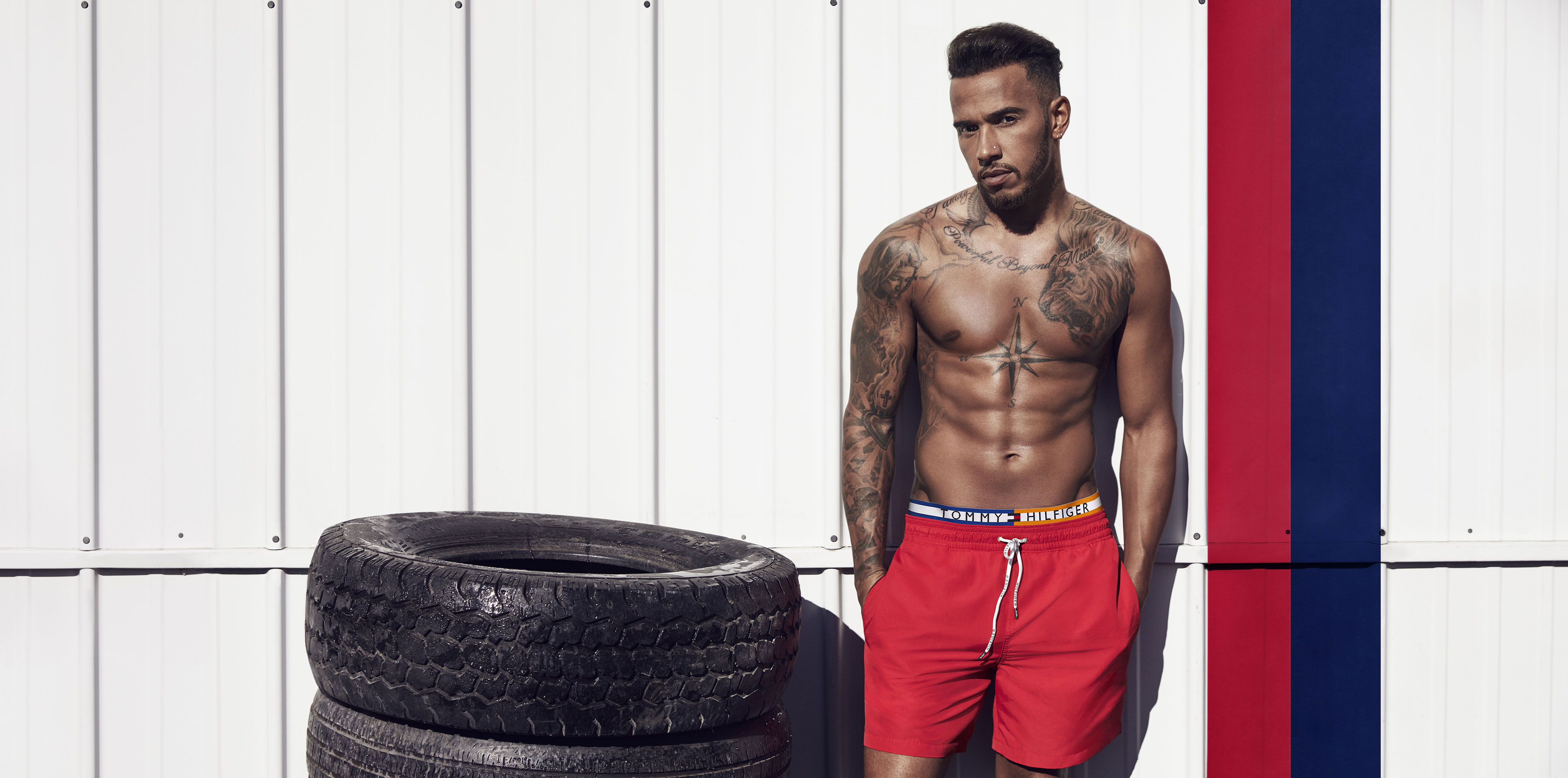 Tommy Hilfiger - Lewis Hamilton runway show will take place in Shanghai