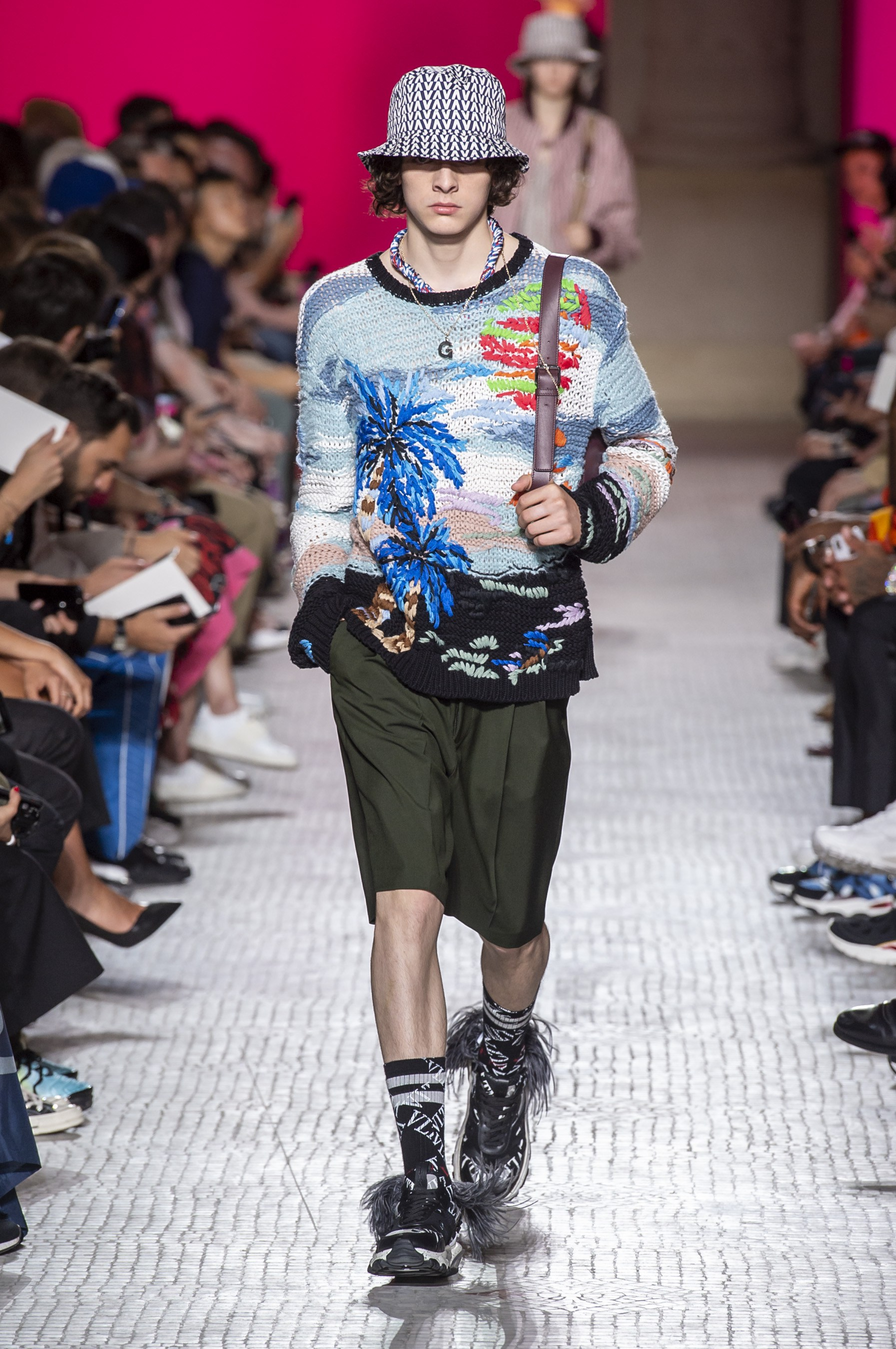 Landscape Prints Men's Fashion Trend Spring 2019