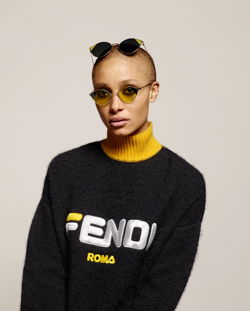 Fendi Fall 2018 Ad Campaign