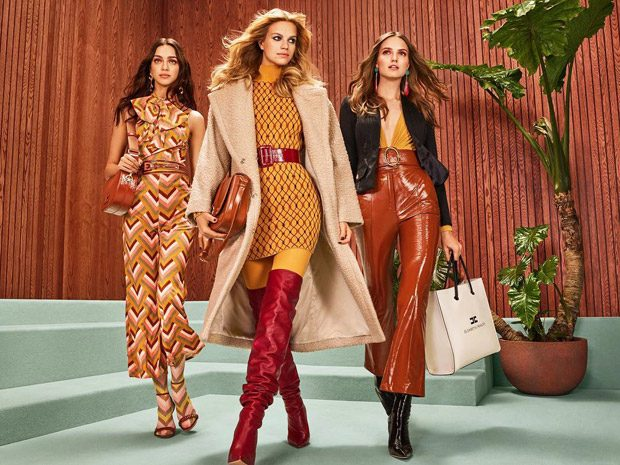 Elisabetta Franchi Fall 2018 Campaign by Mariano Vivanco