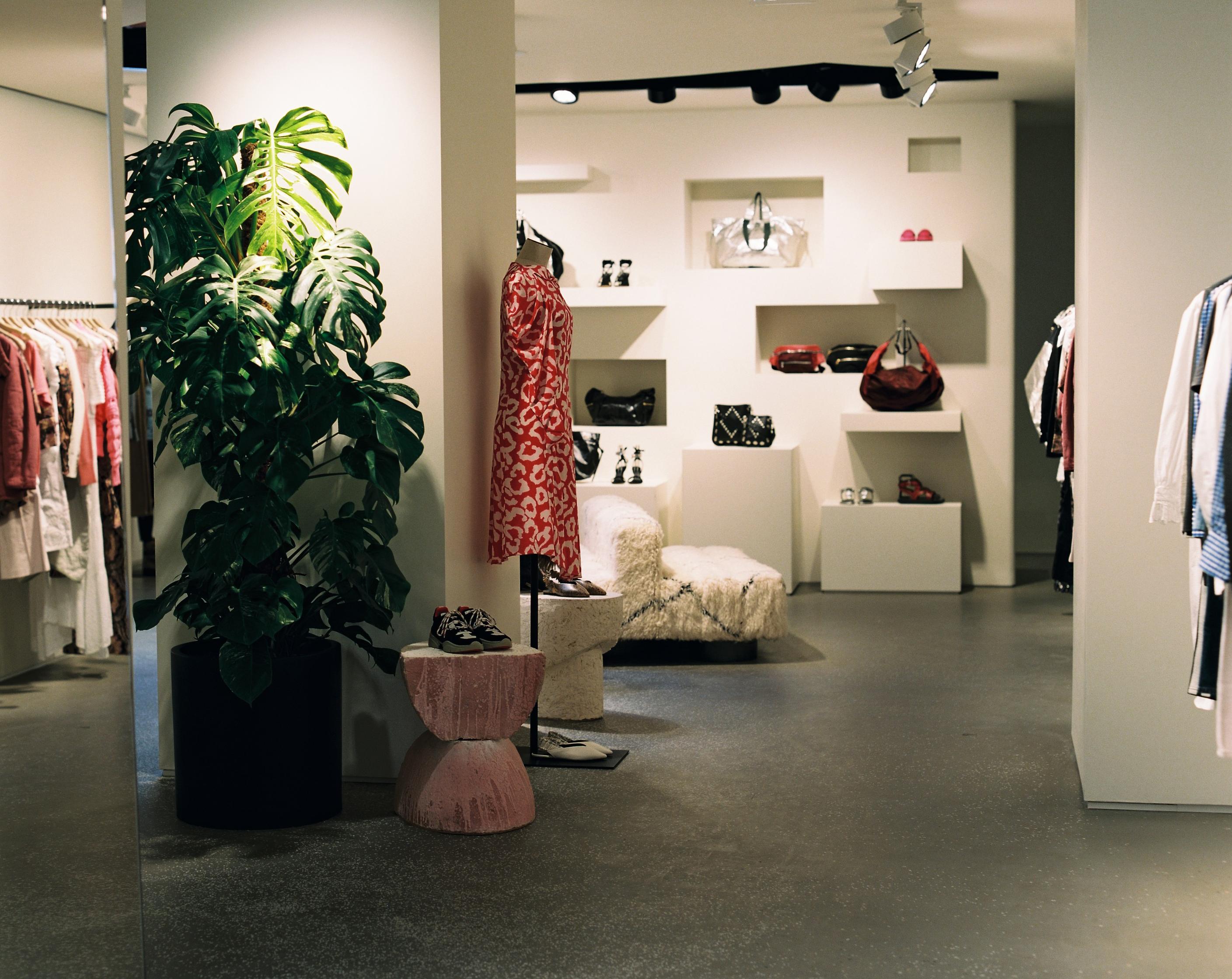 Isabel Marant Rue Saint-Honoré Store France