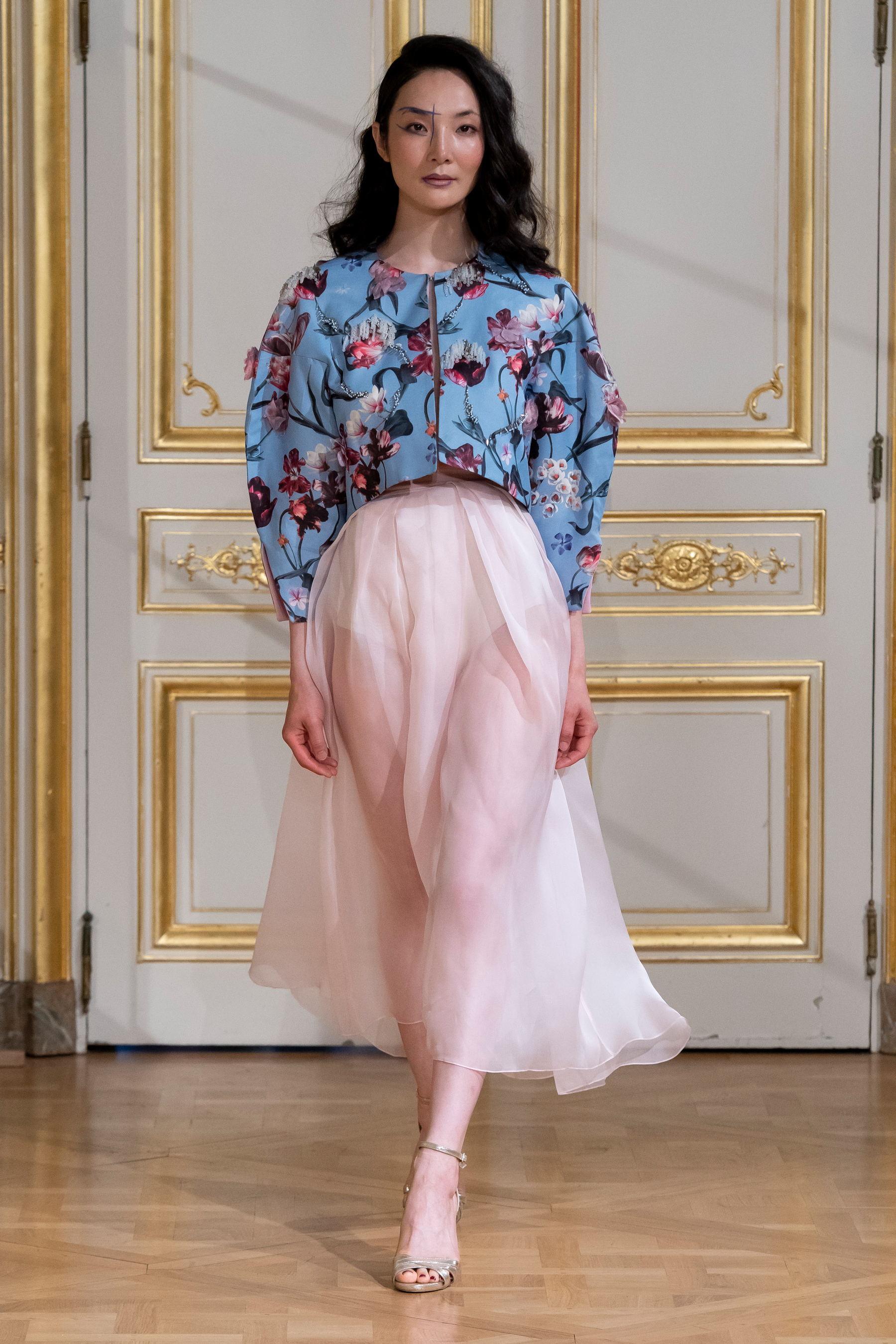 Armine Ohanyan Fall 2018 Couture Fashion Show
