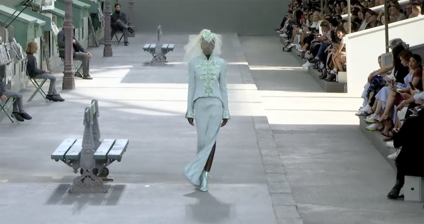 Chanel Fall 2018 Couture Fashion Show Film