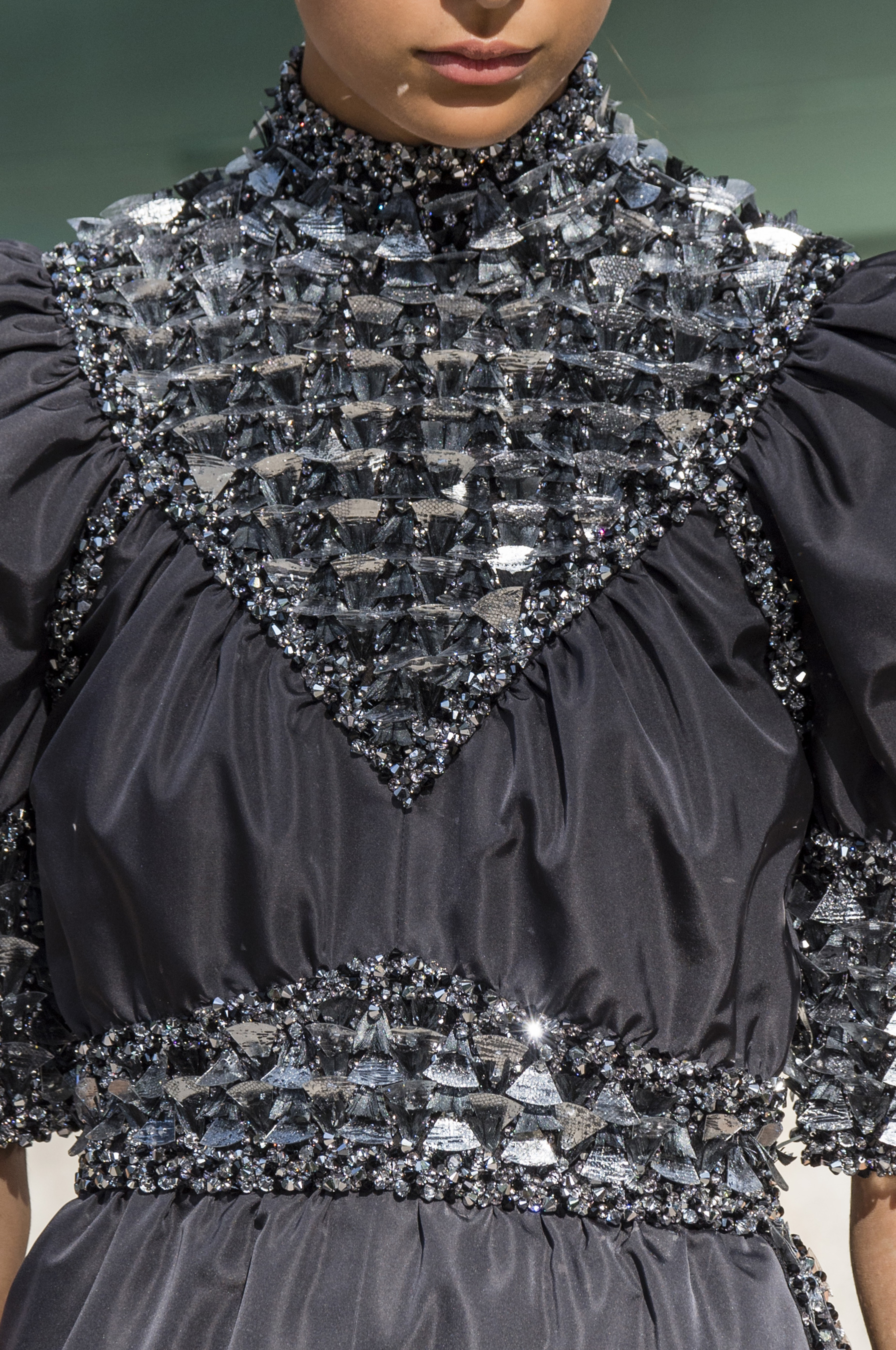 Chanel Fall 2018 Couture Fashion Show Details