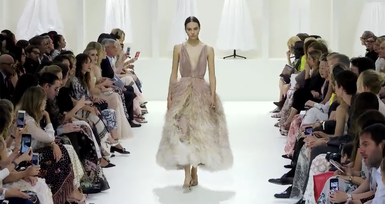 Christian Dior Fall 2018 Couture Fashion Show Film. All the Fall 2018 Couture fashion shows from Paris Couture Fashion Week in one place.