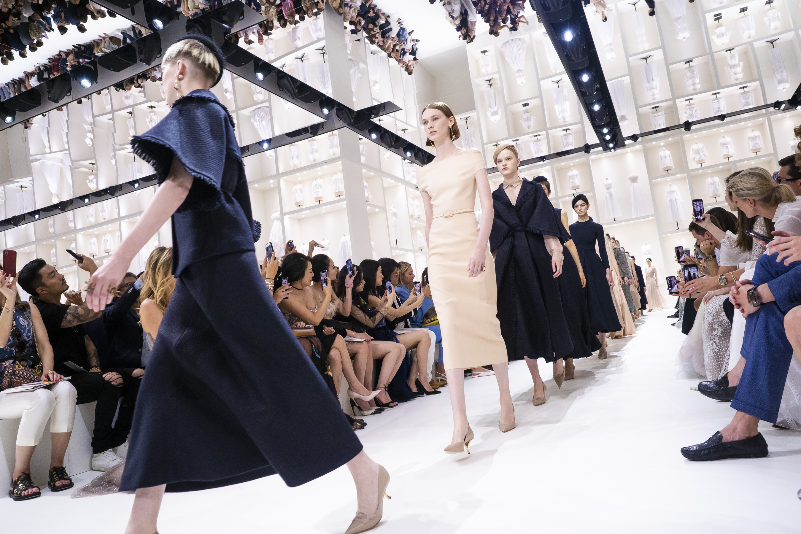 Christian Dior Fall 2018 Couture Fashion Show Atmosphere