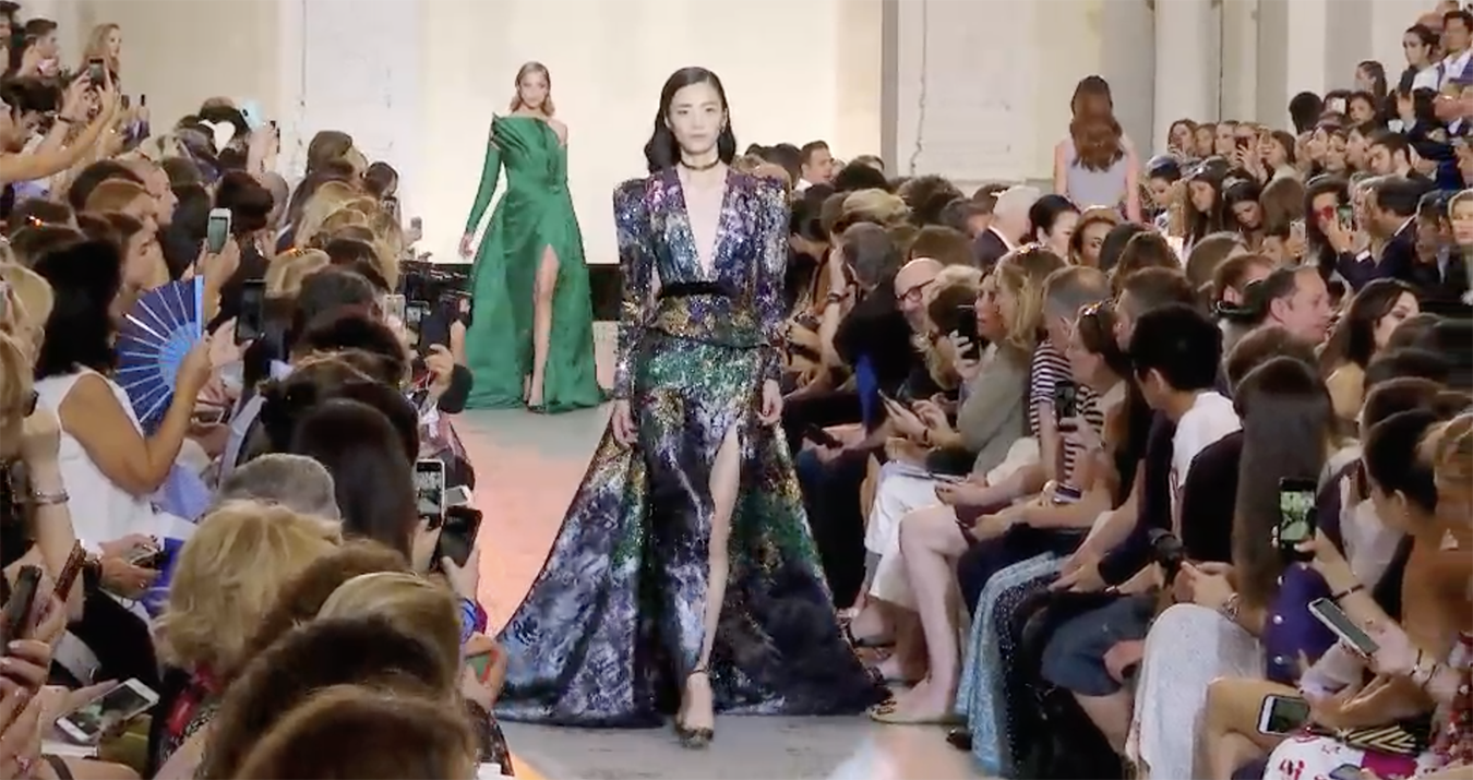 Elie Saab Fall 2018 Couture Fashion Show Film. All the Fall 2018 Couture fashion shows from Paris Couture Fashion Week in one place.