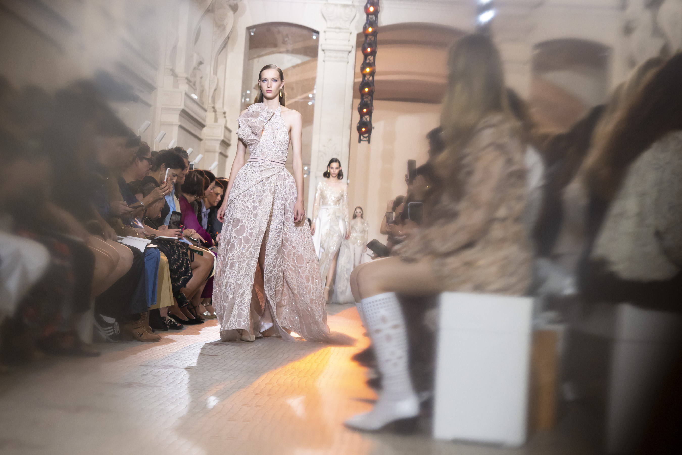 Elie Saab Fall 2018 Couture Fashion Show Atmosphere