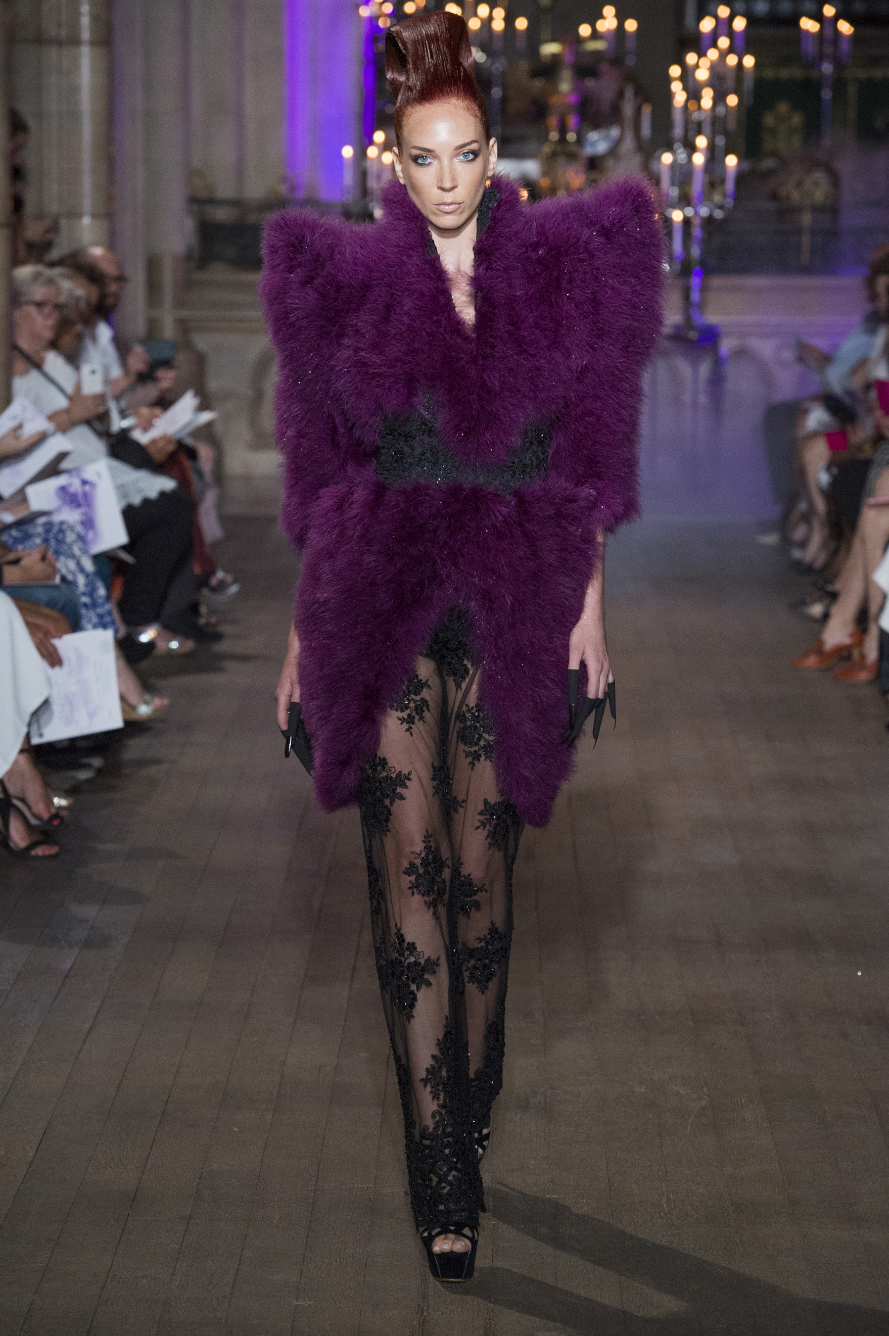 Eymeric Francois Fall 2018 Couture Fashion Show