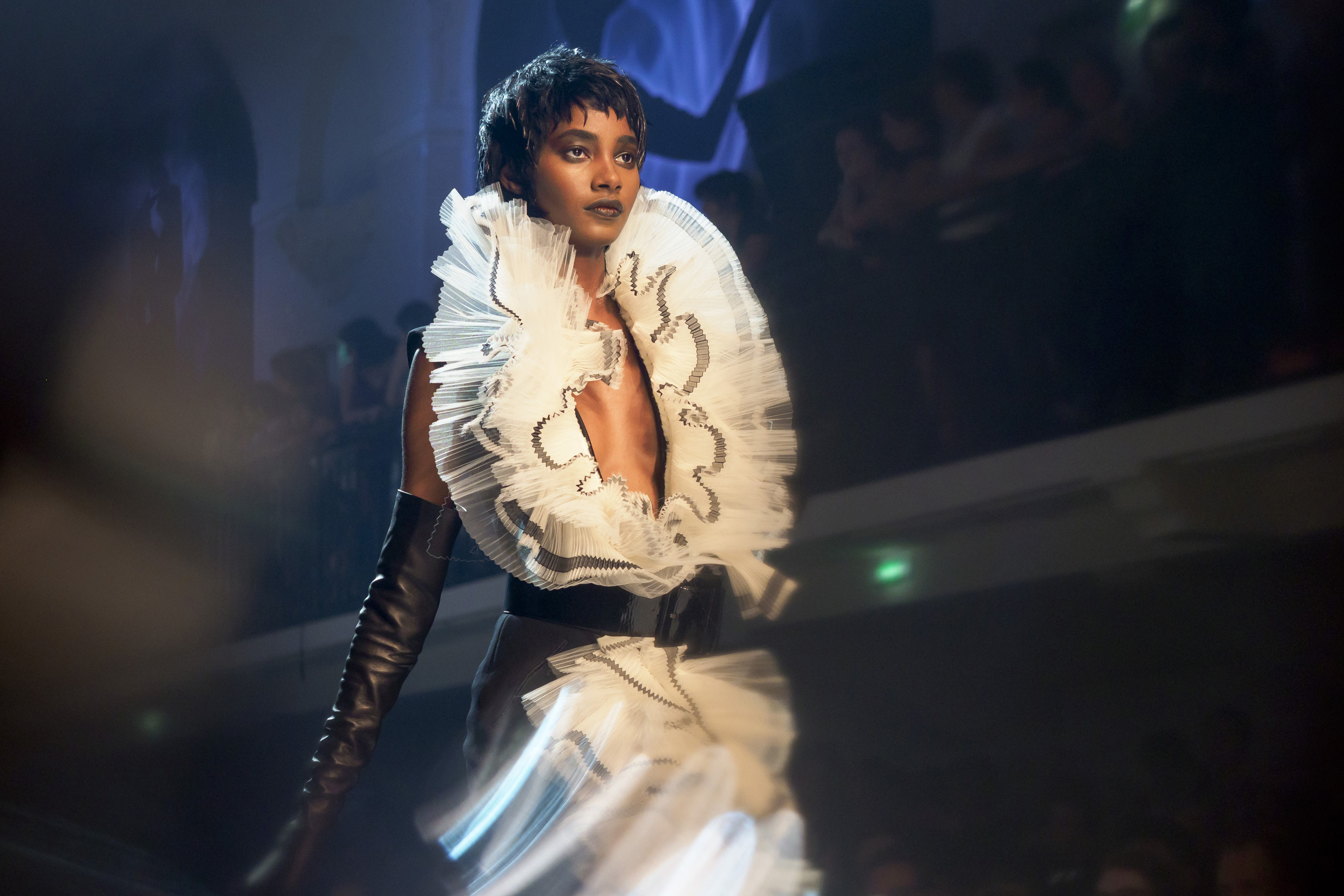 Jean Paul Gaultier Fall 2018 Couture Fashion Show Atmosphere