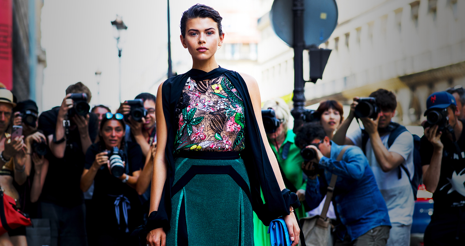 Paris Couture Street Style Fall 2018 Day 4