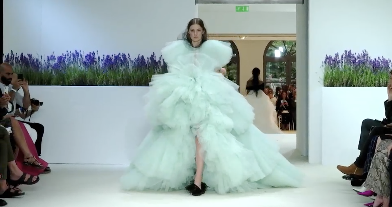 Giambattista Valli Fall 2018 Couture Fashion Show Film. All the Fall 2018 Couture fashion shows from Paris Couture Fashion Week in one place.