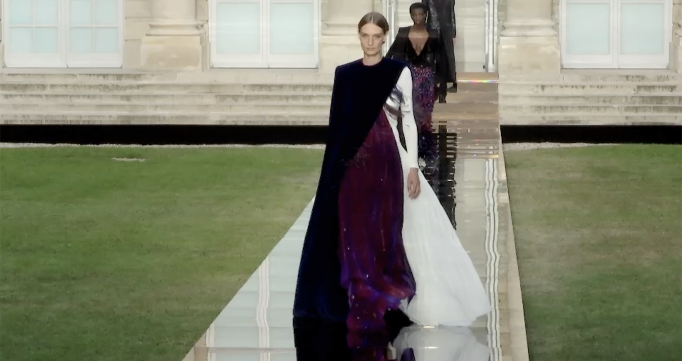 Givenchy Fall 2018 Couture Fashion Show Film. All the Fall 2018 Couture fashion shows from Paris Couture Fashion Week in one place.