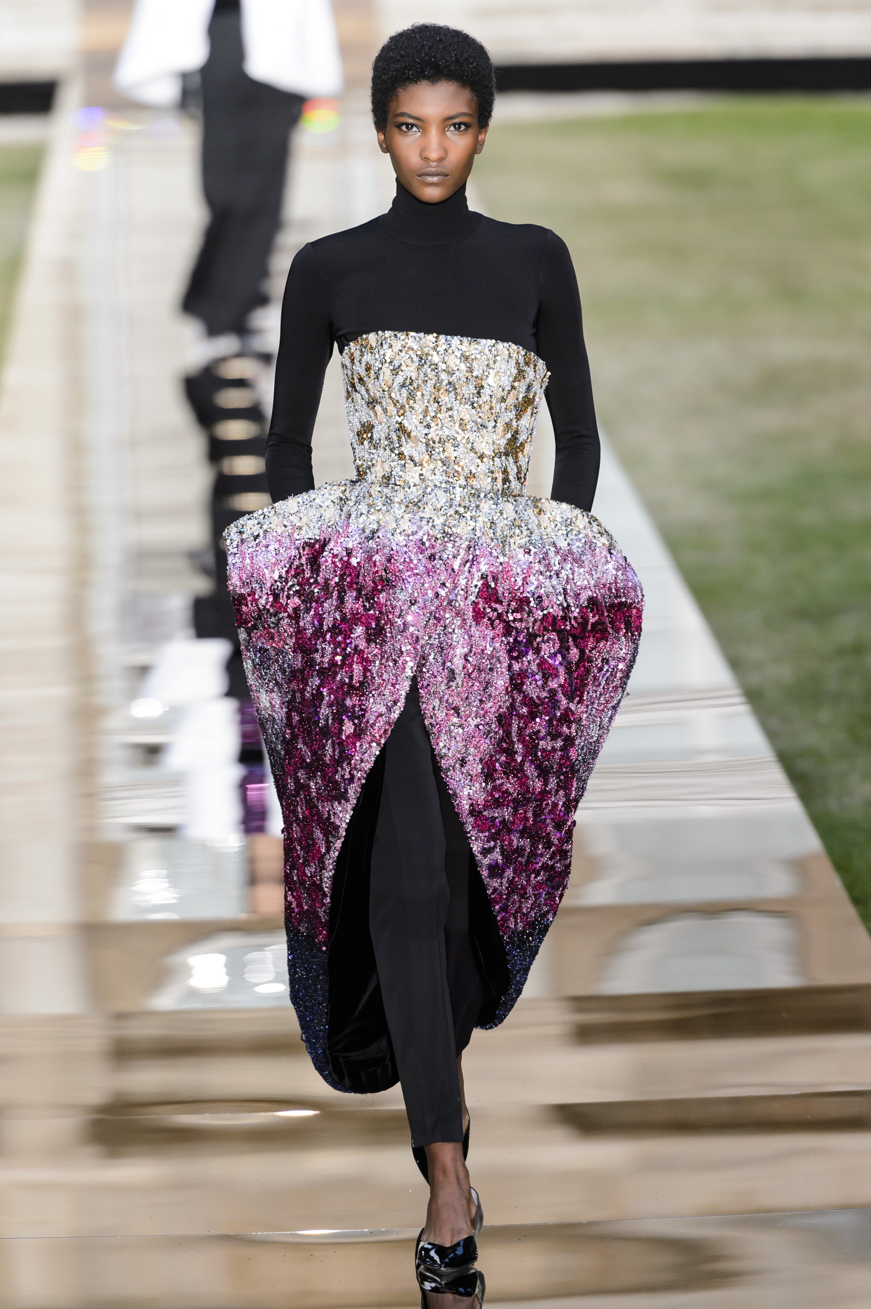 Givenchy Fall 2018 Couture Fashion Show