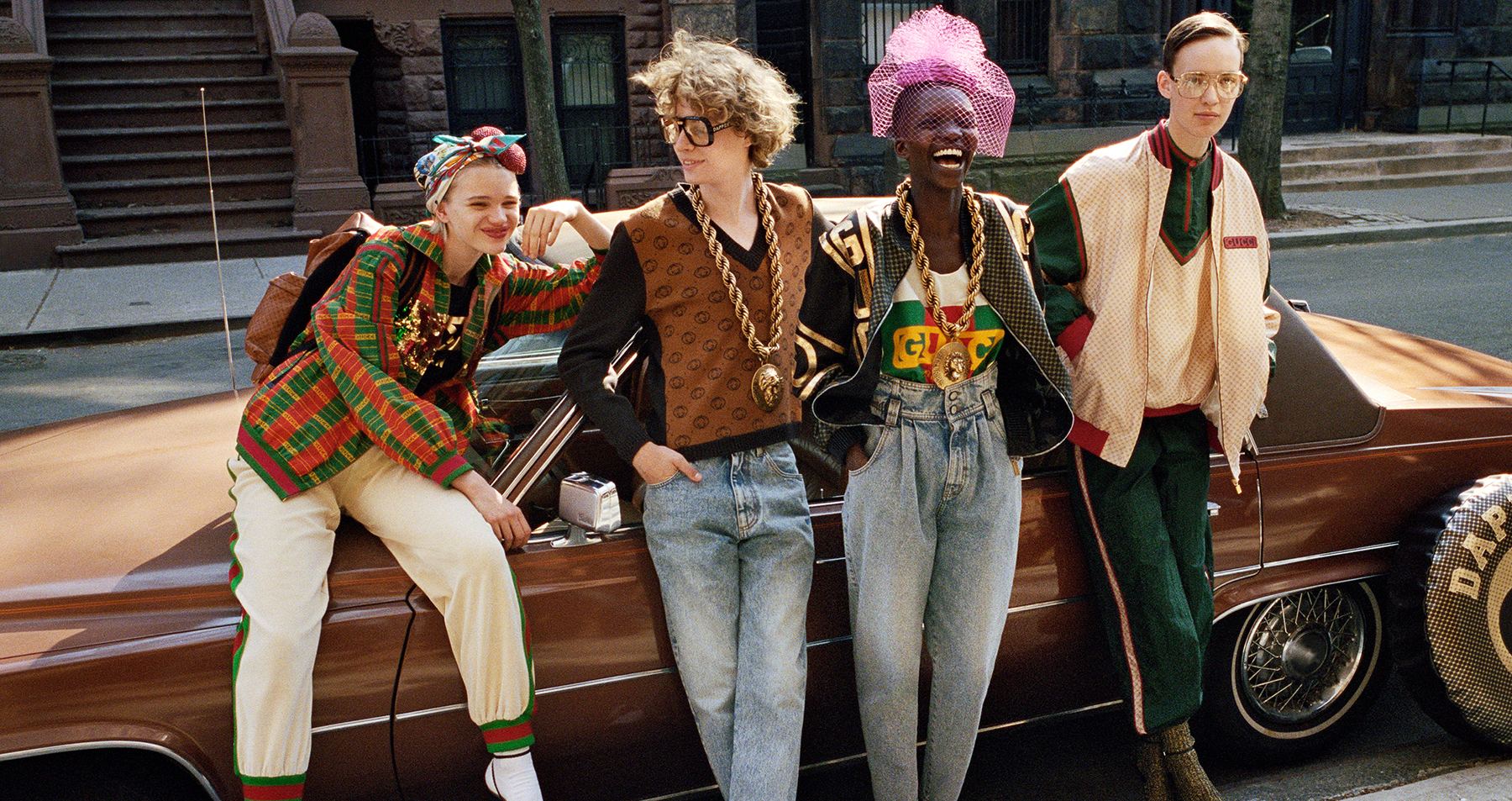 Gucci Launches Dapper Dan Collection