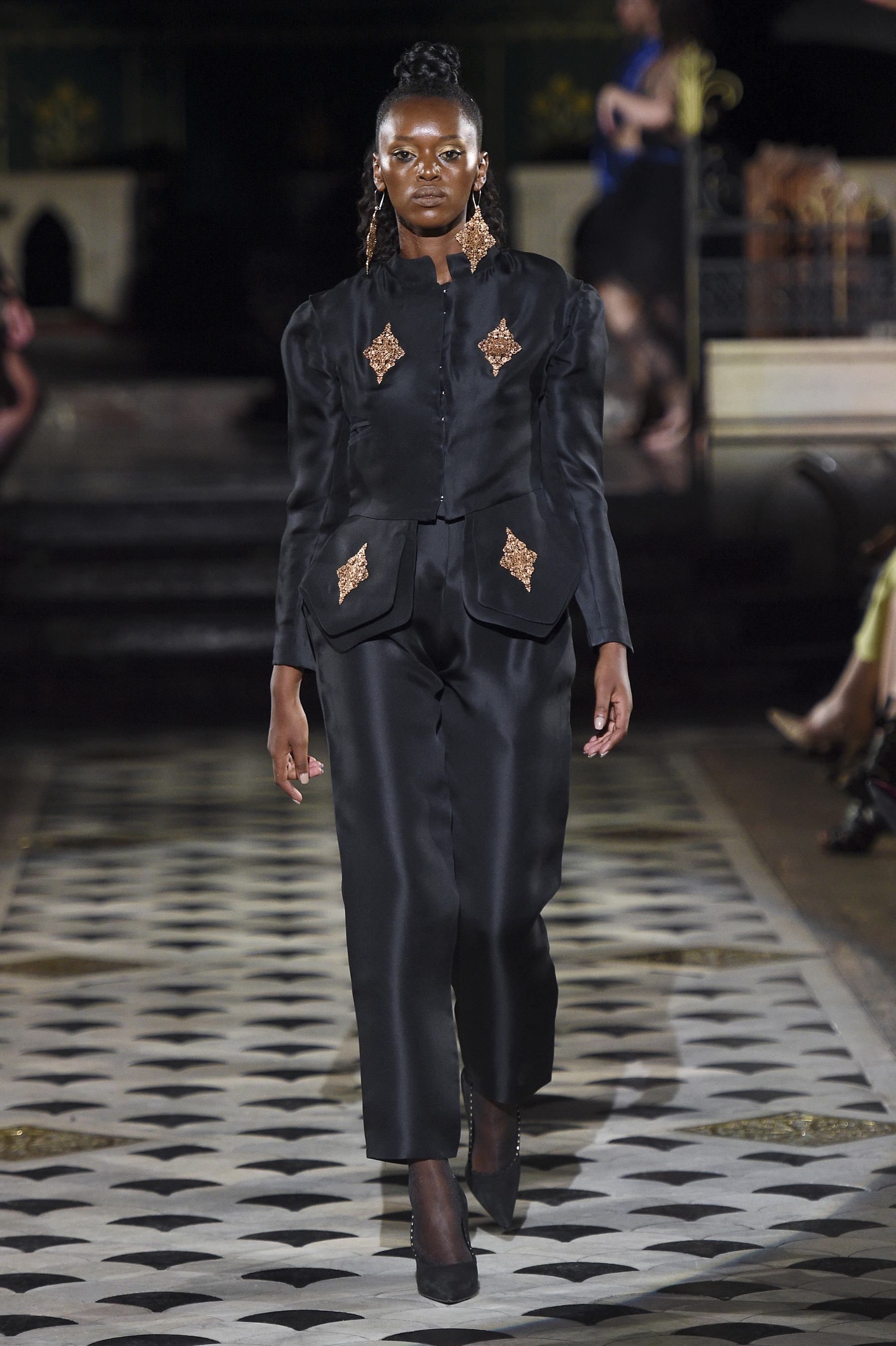 Kithe Brewster Fall 2018 Couture Fashion Show