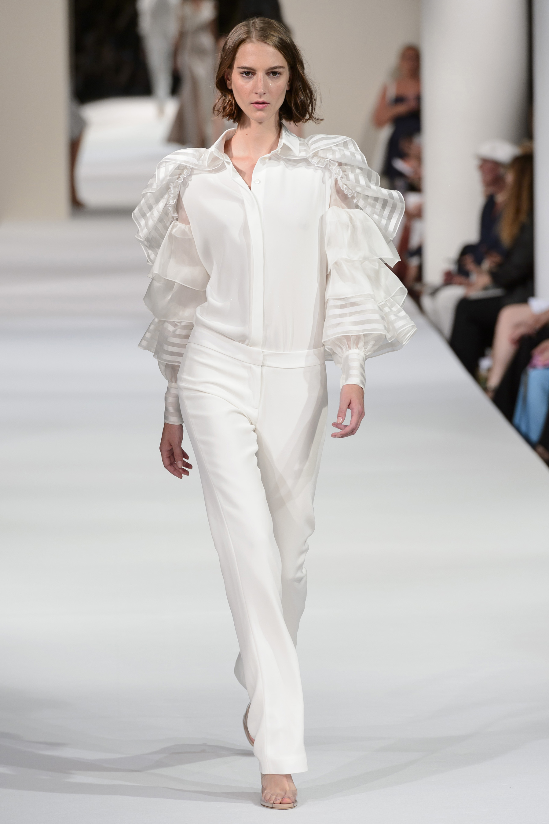 Alexis Mabille Fall 2018 Couture Fashion Show