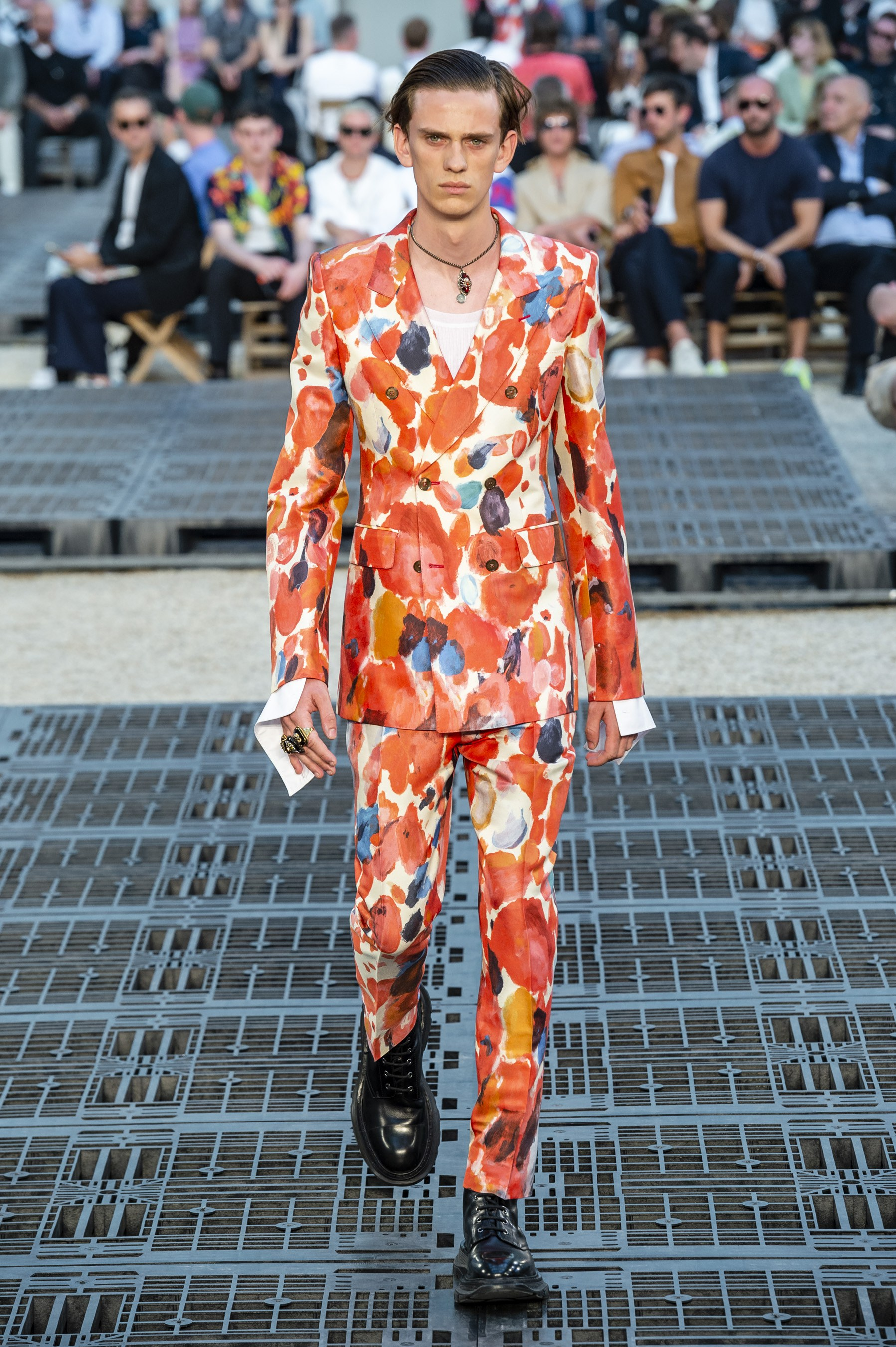 Flower Power - Men's Fashion Trend Spring 2019