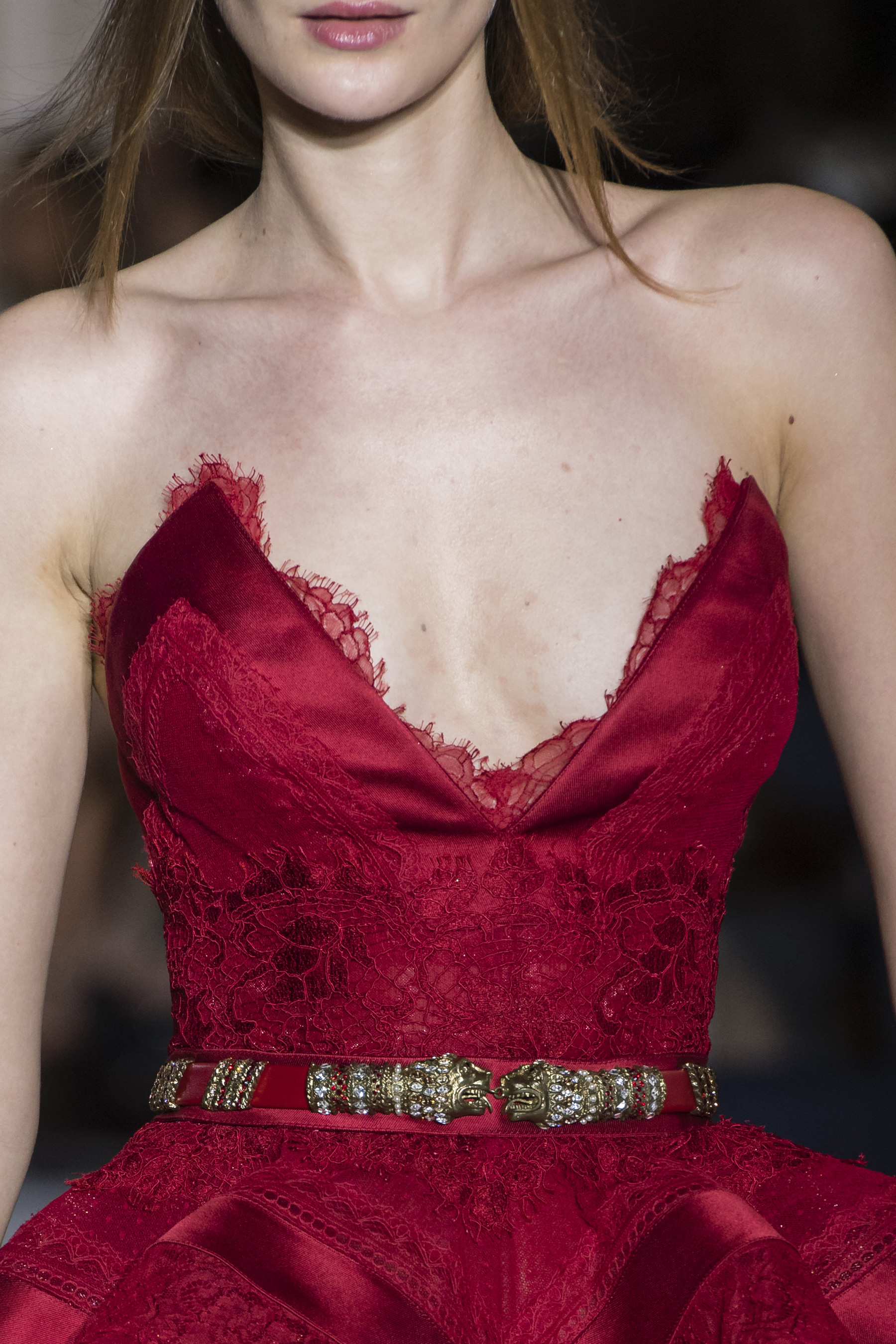 Zuhair Murad Fall 2018 Couture Fashion Show Details