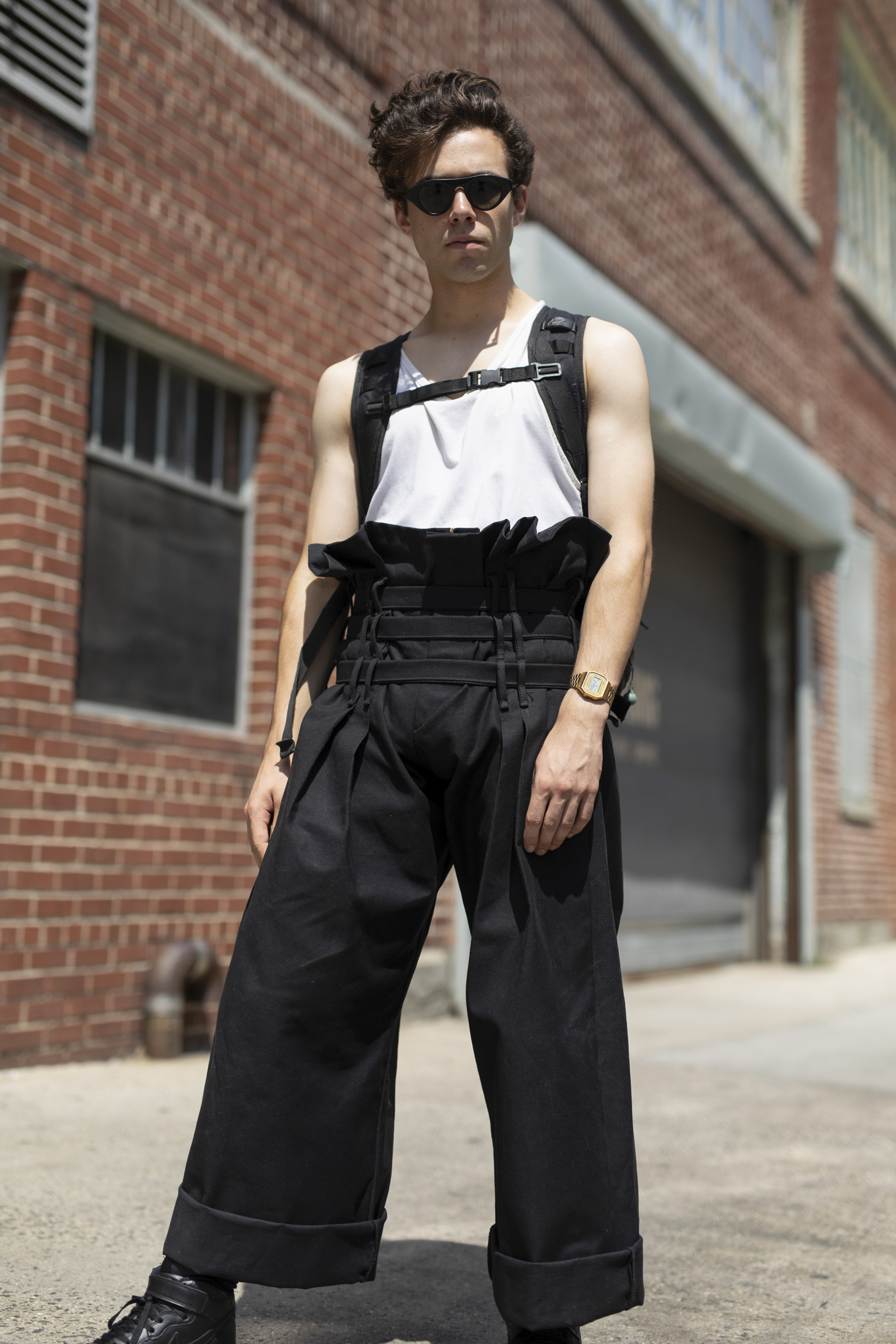 New York Men's Sreet Style Spring 2019 Day 3