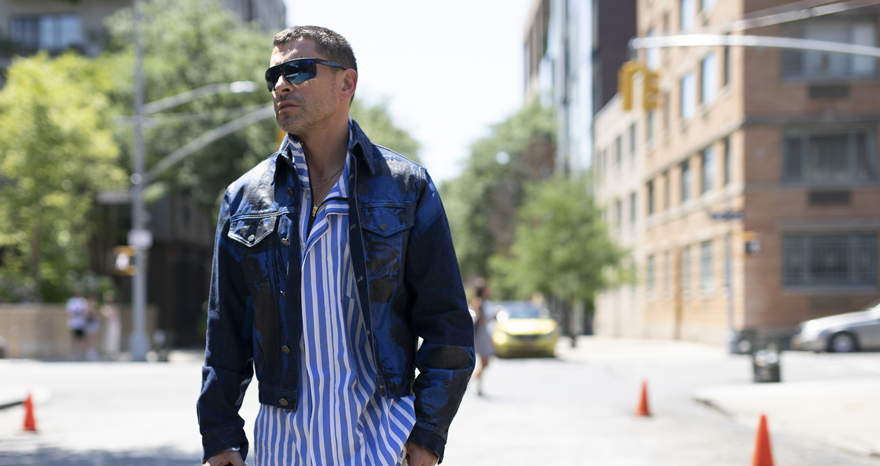 New York Men's Sreet Style Spring 2019 Day 2
