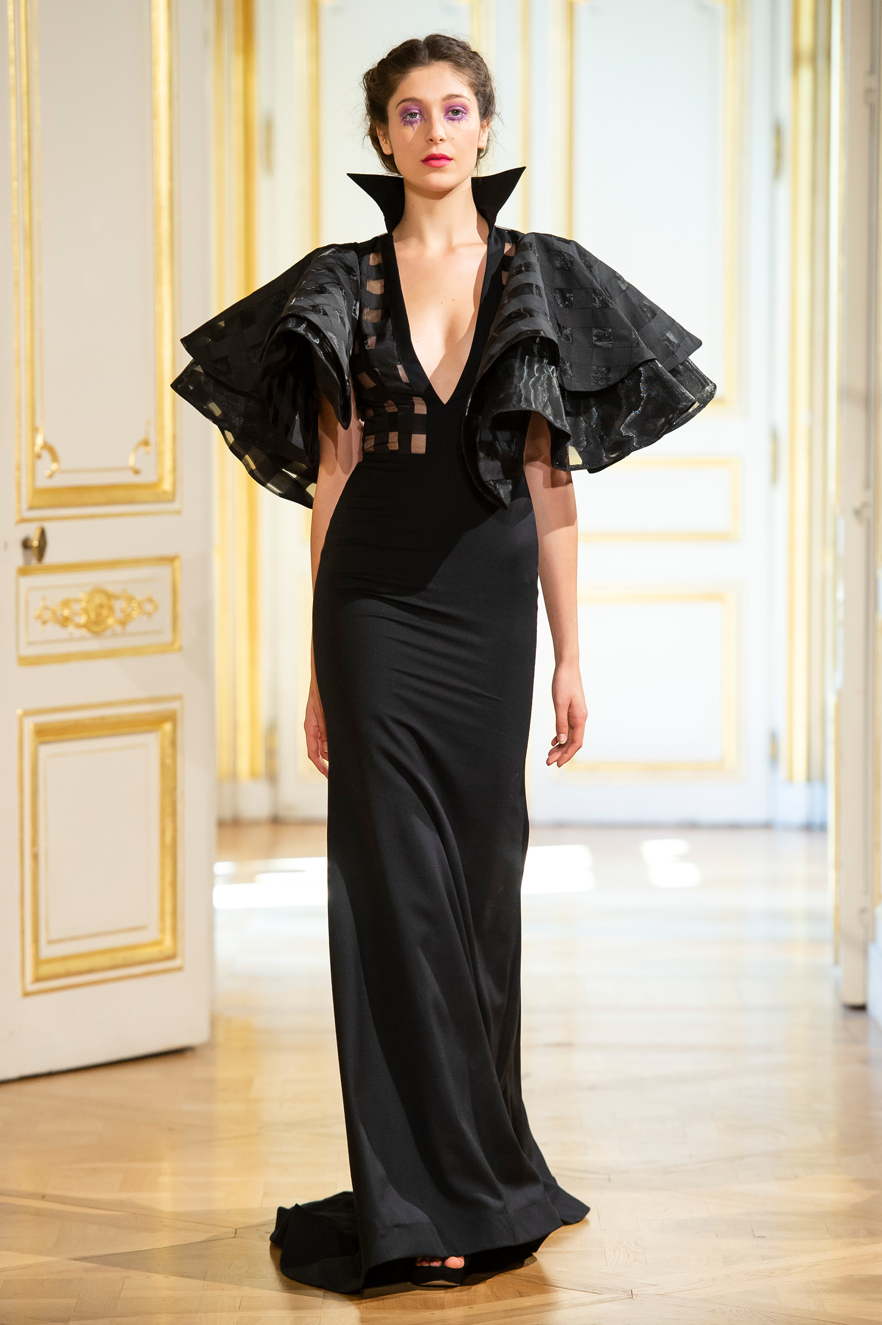 Patrick Pham Fall 2018 Couture Fashion Show