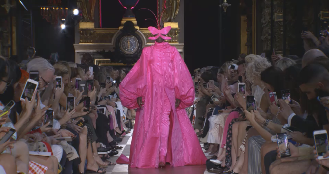 Schiaparelli Fall 2018 Couture Fashion Show Film. All the Fall 2018 Couture fashion shows from Paris Couture Fashion Week in one place.