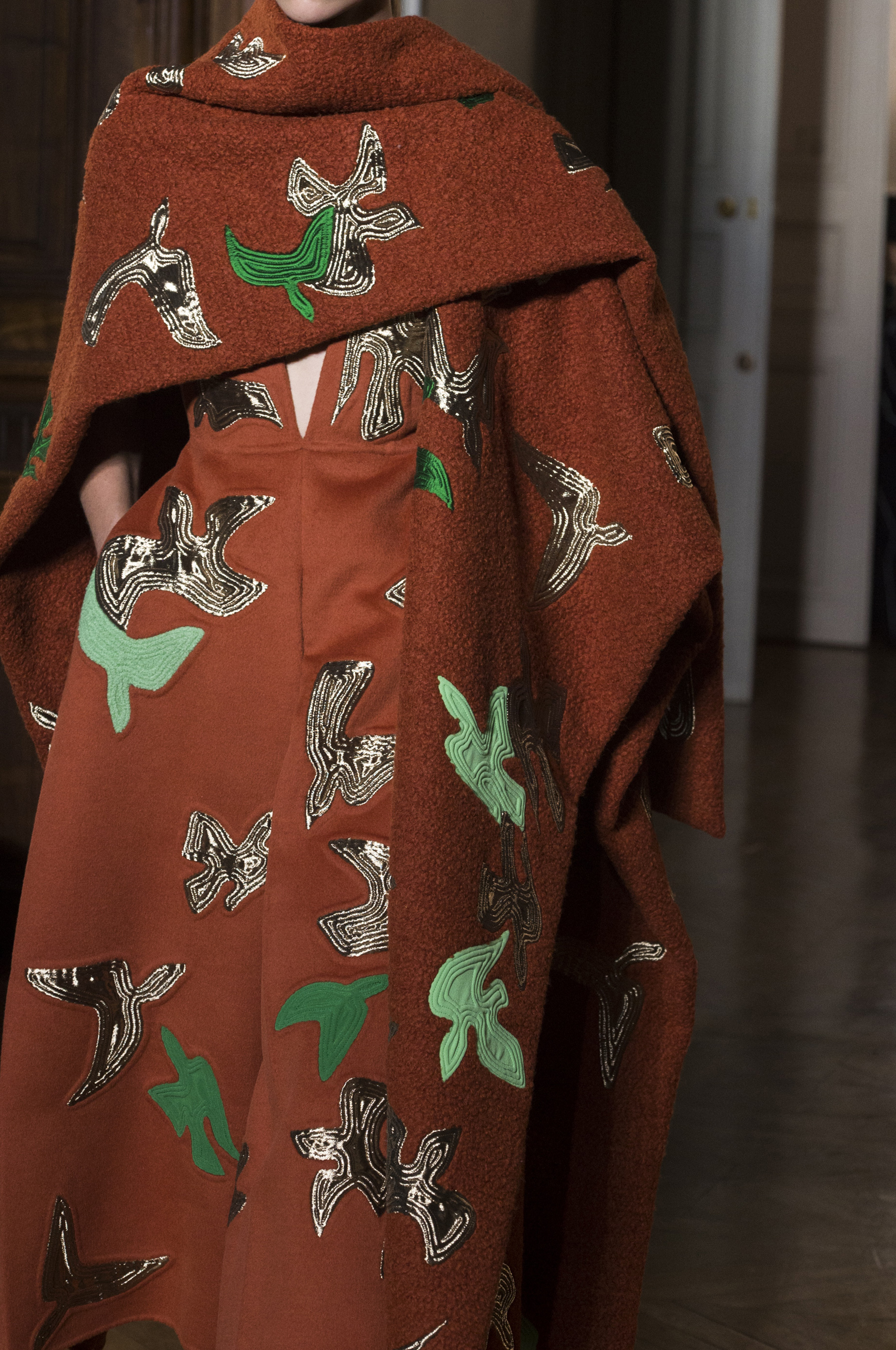 Valentino Fall 2018 Couture Fashion Show Details