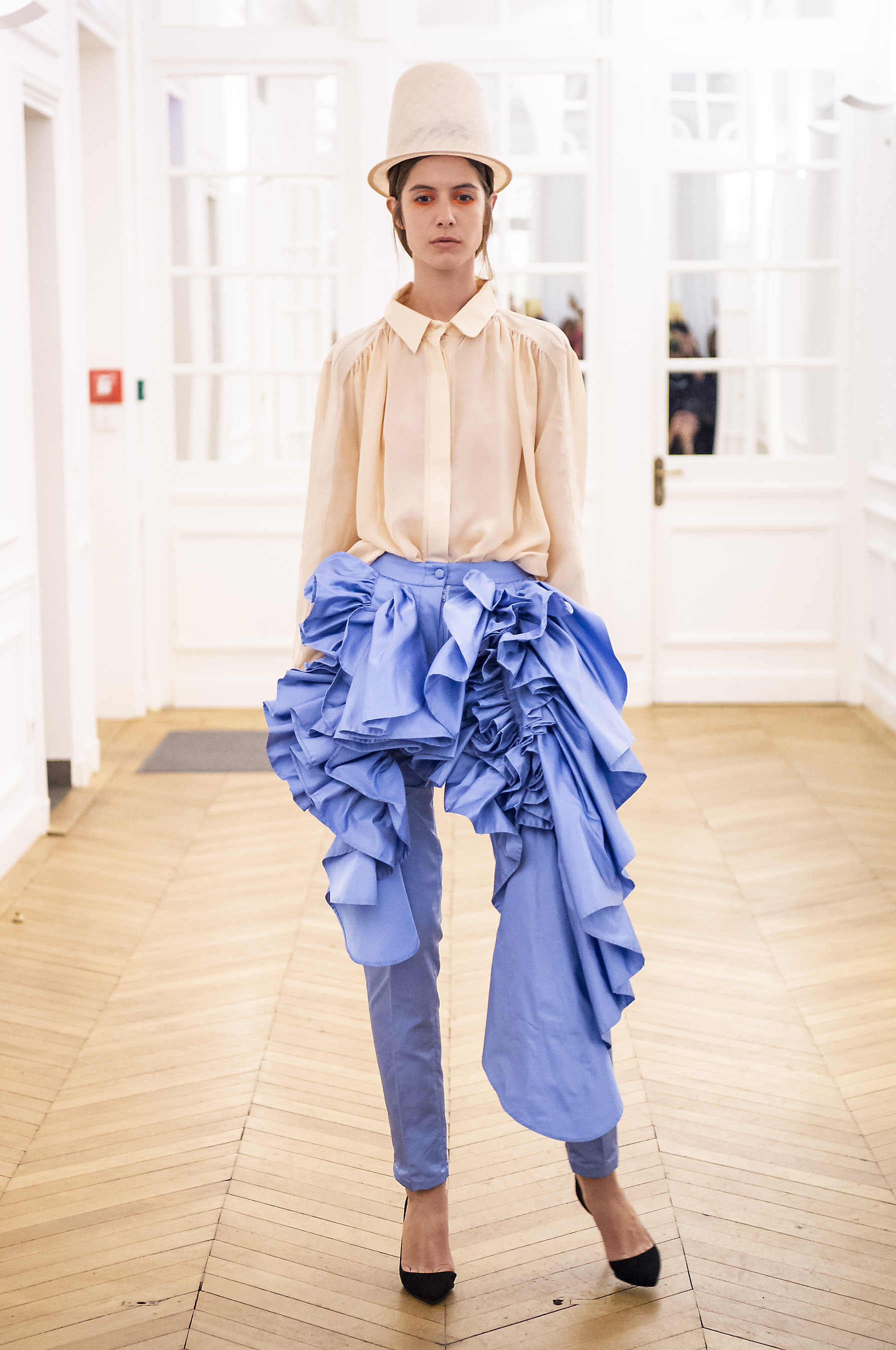Xuan Fall 2018 Couture Fashion Show