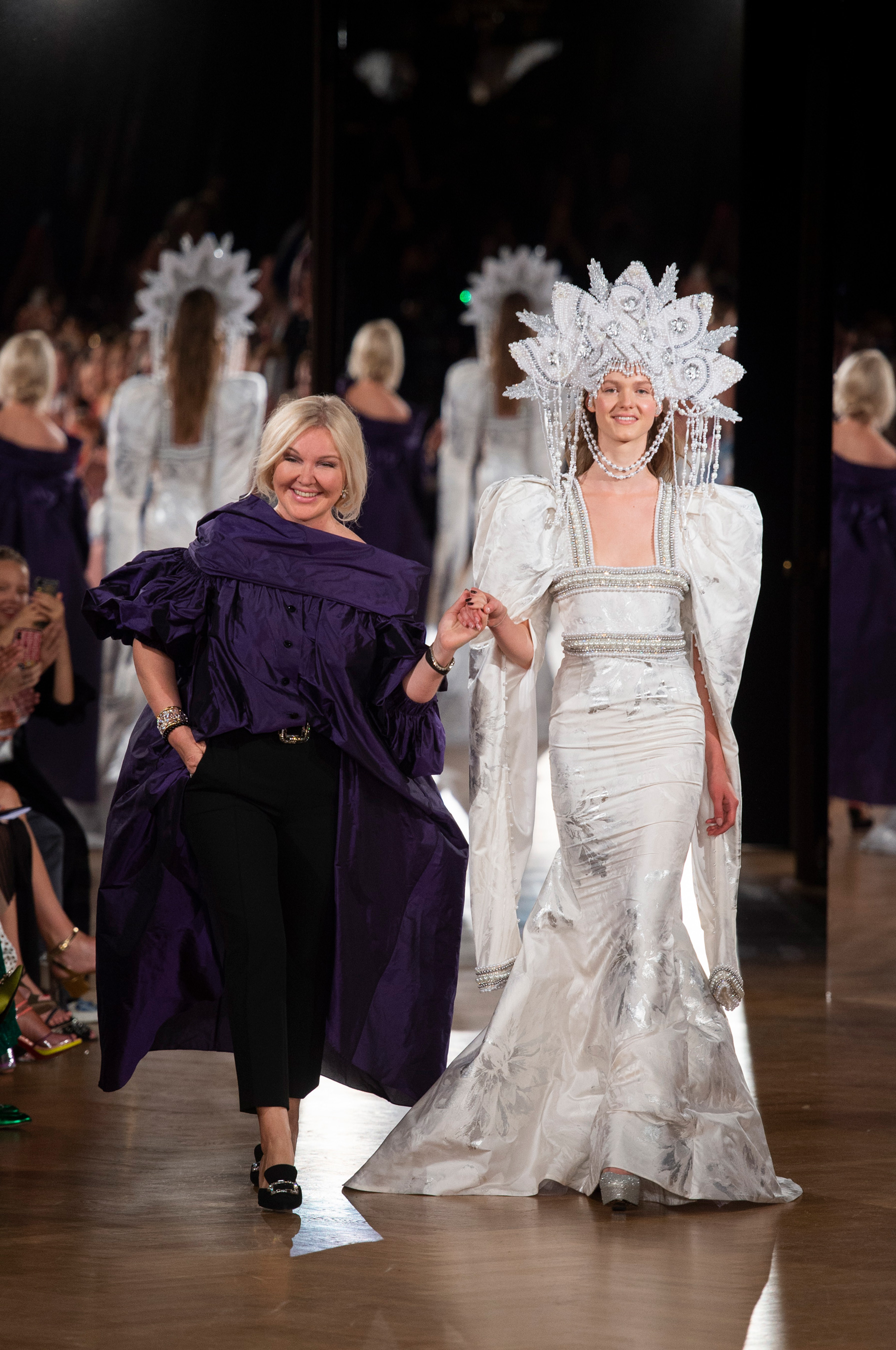 Yanina Couture Fall 2018 Couture Fashion Show Atmosphere