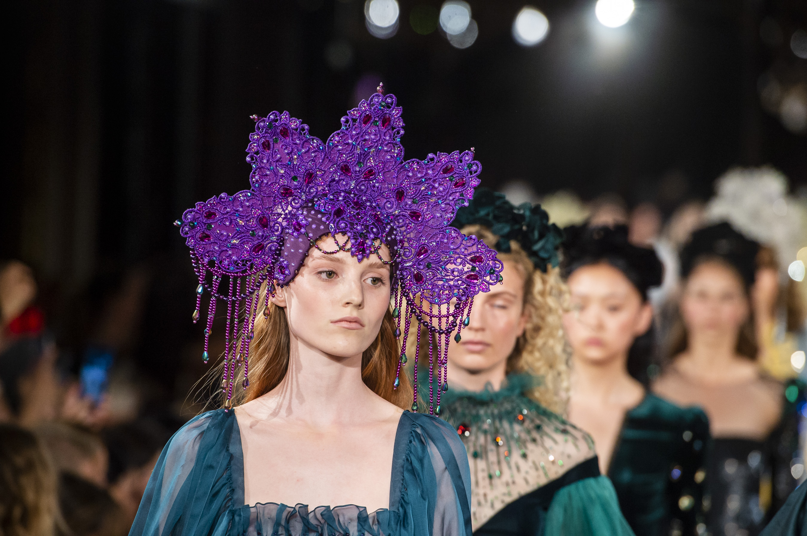 Yanina Couture Fall 2018 Couture Fashion Show