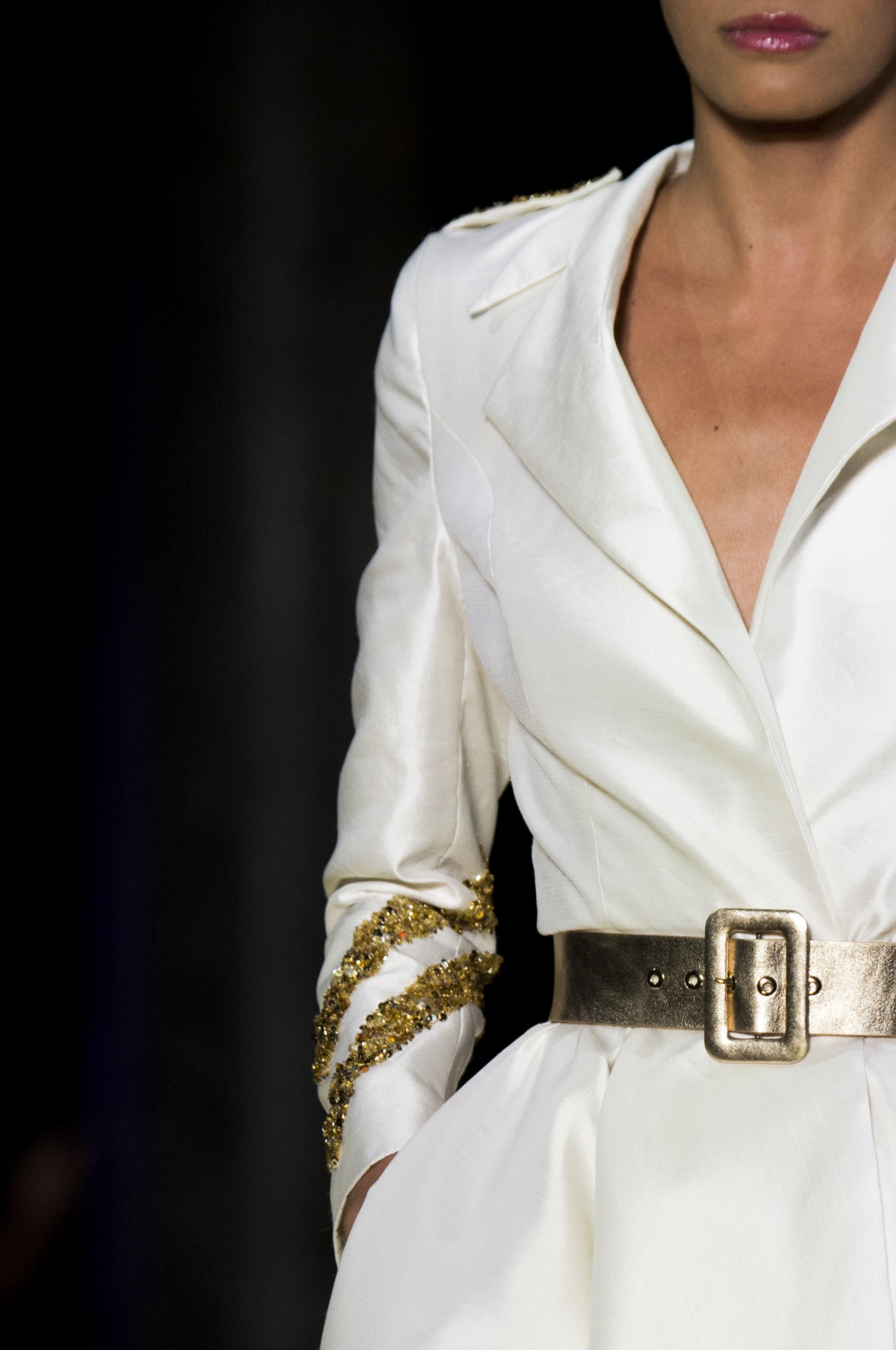 Rani Zakhem Fall 2018 Couture Fashion Show Details