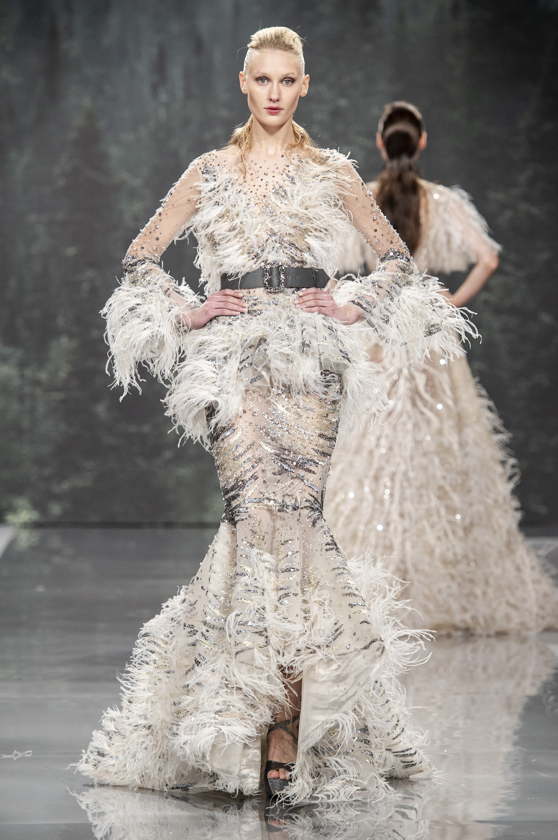 Ziad Nakad Fall 2018 Couture Fashion Show