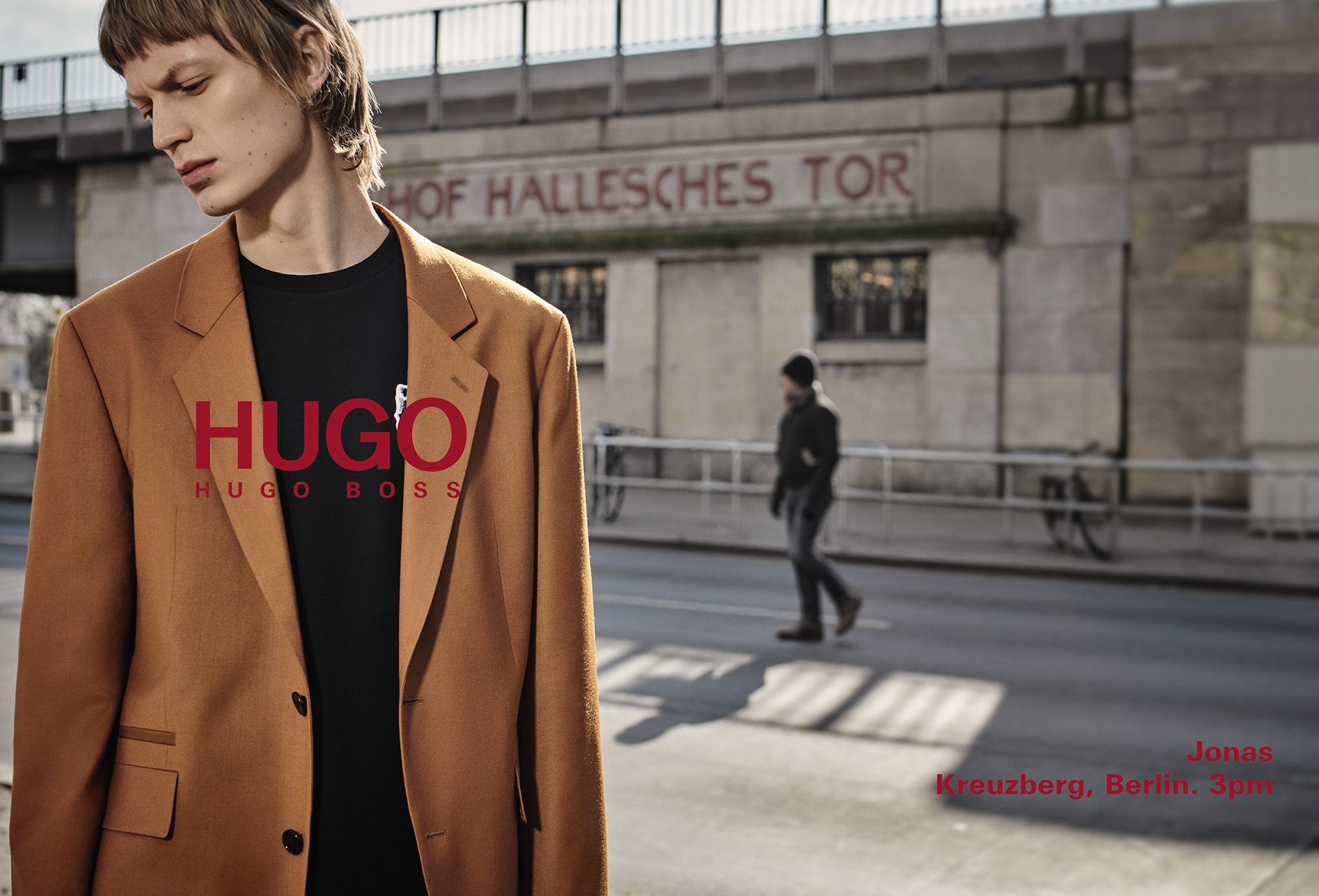Hugo Fall 2018 Ad Campaign Hugo Boss By Collier Schorr The