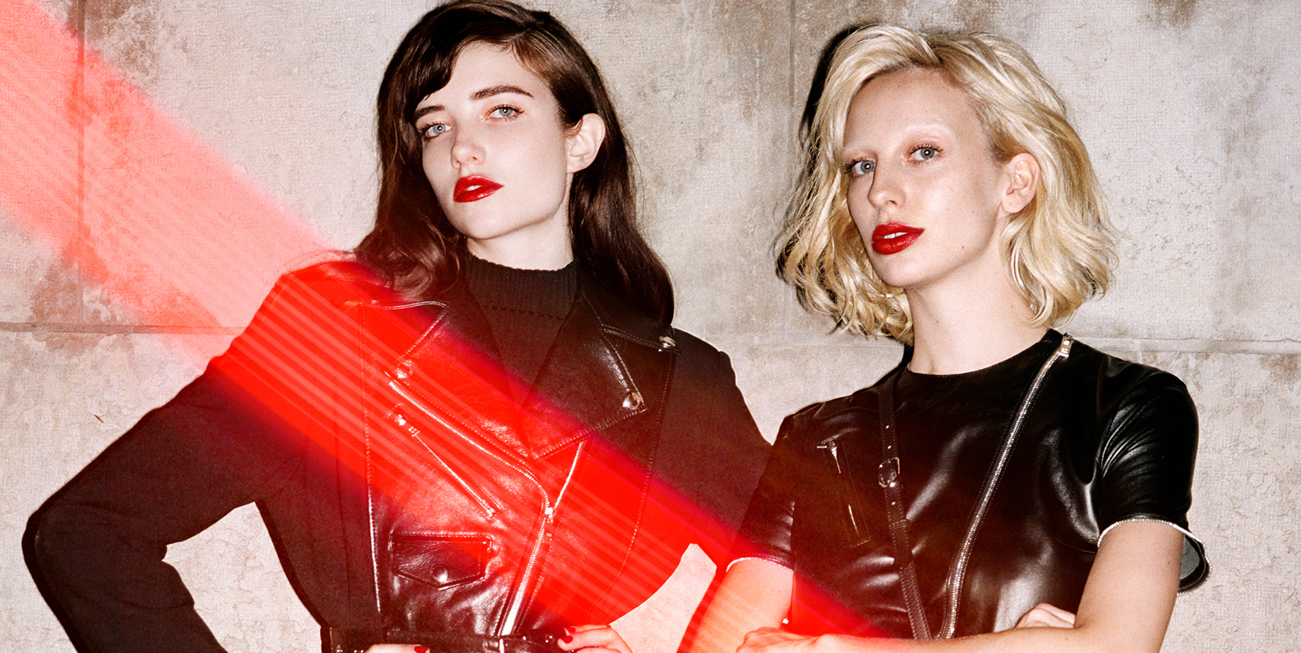 Sonia Rykiel Fall 2018 Ad Campaign by Peter Miles