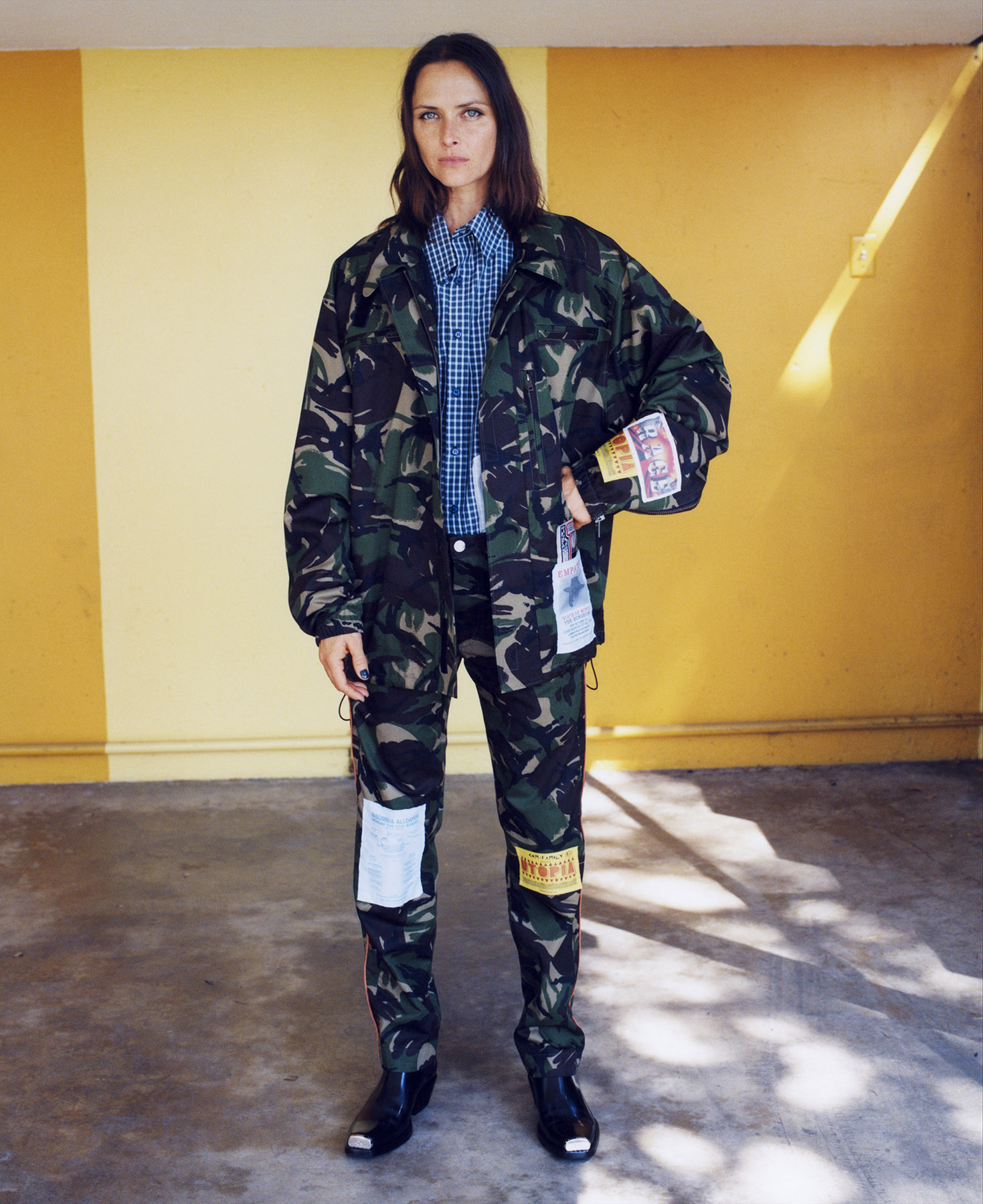 Nordstrom Fall 2018 Ad Campaign by Zoe Ghertner