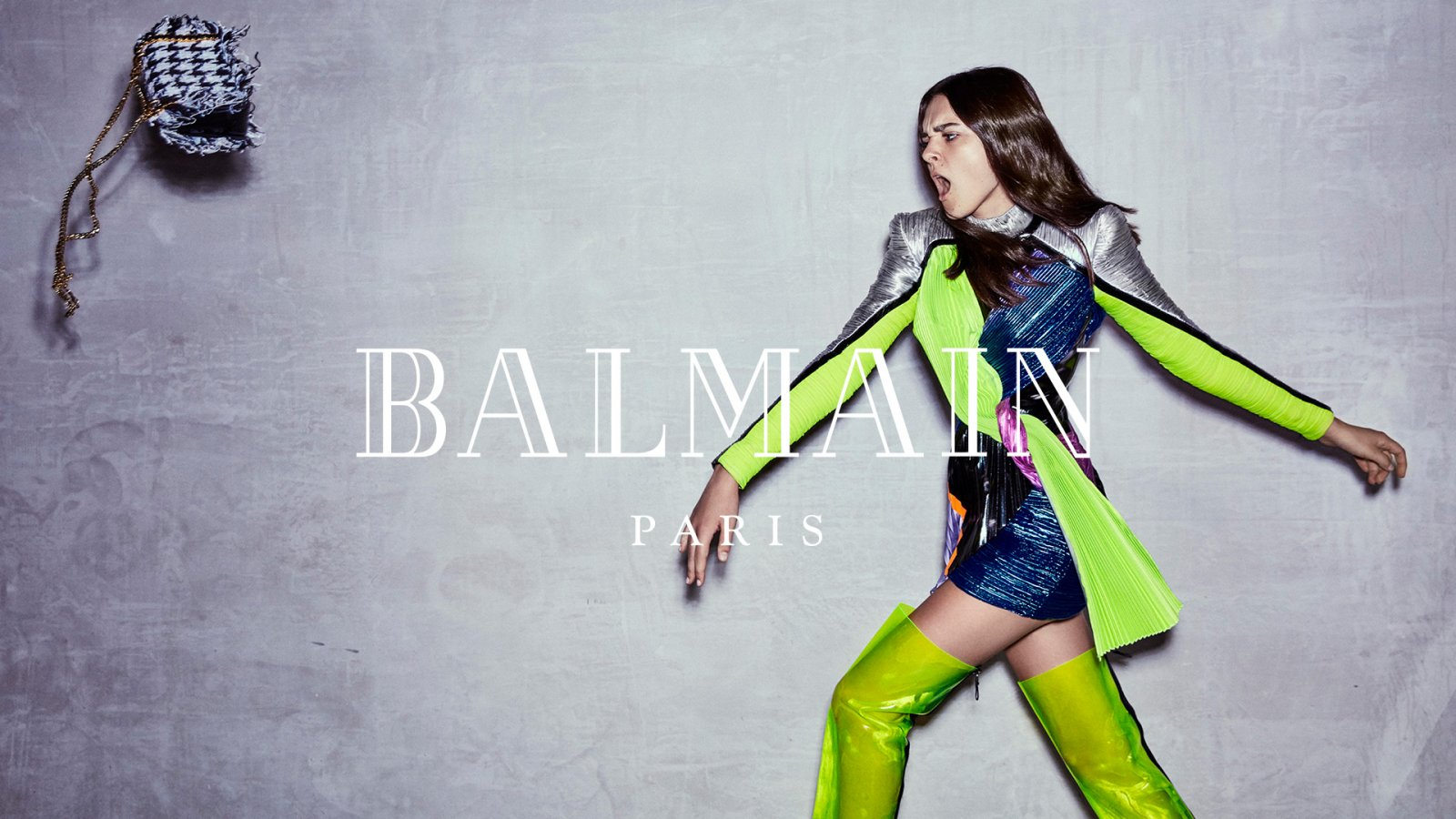 Balmain Rounds Out Cast in Fall 2018 Campaign