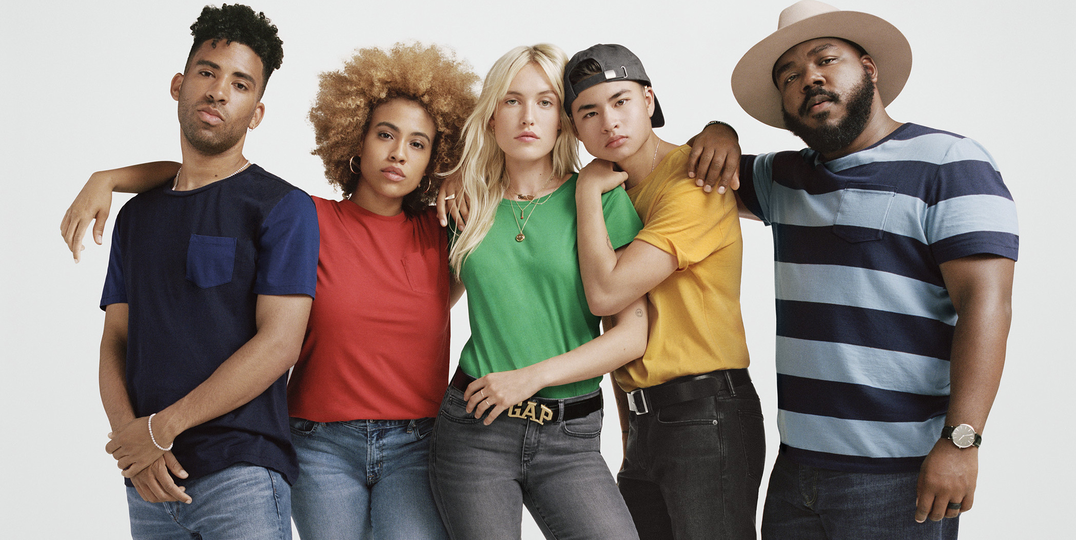 Gap - Good Creates Good Fall 2018 Ad Campaign with Kyle