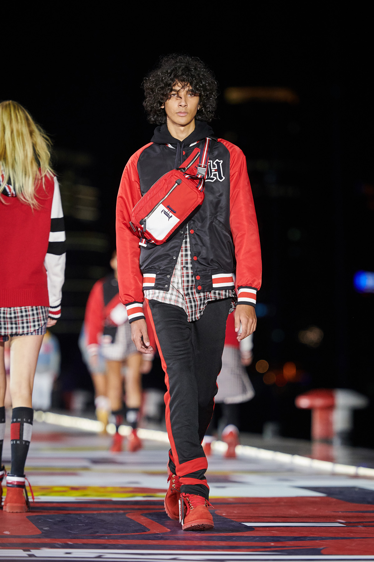 Tommy Hilfiger Fall 2018 Fashion Show